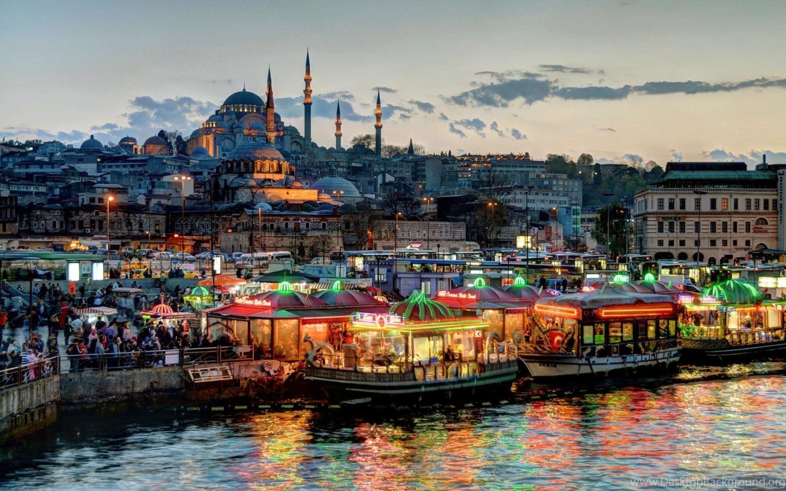 istanbul HD Wallpaper
