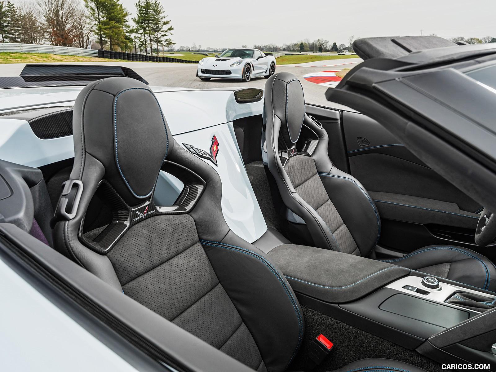 2018 Chevrolet Corvette Carbon 65 Edition wallpapers