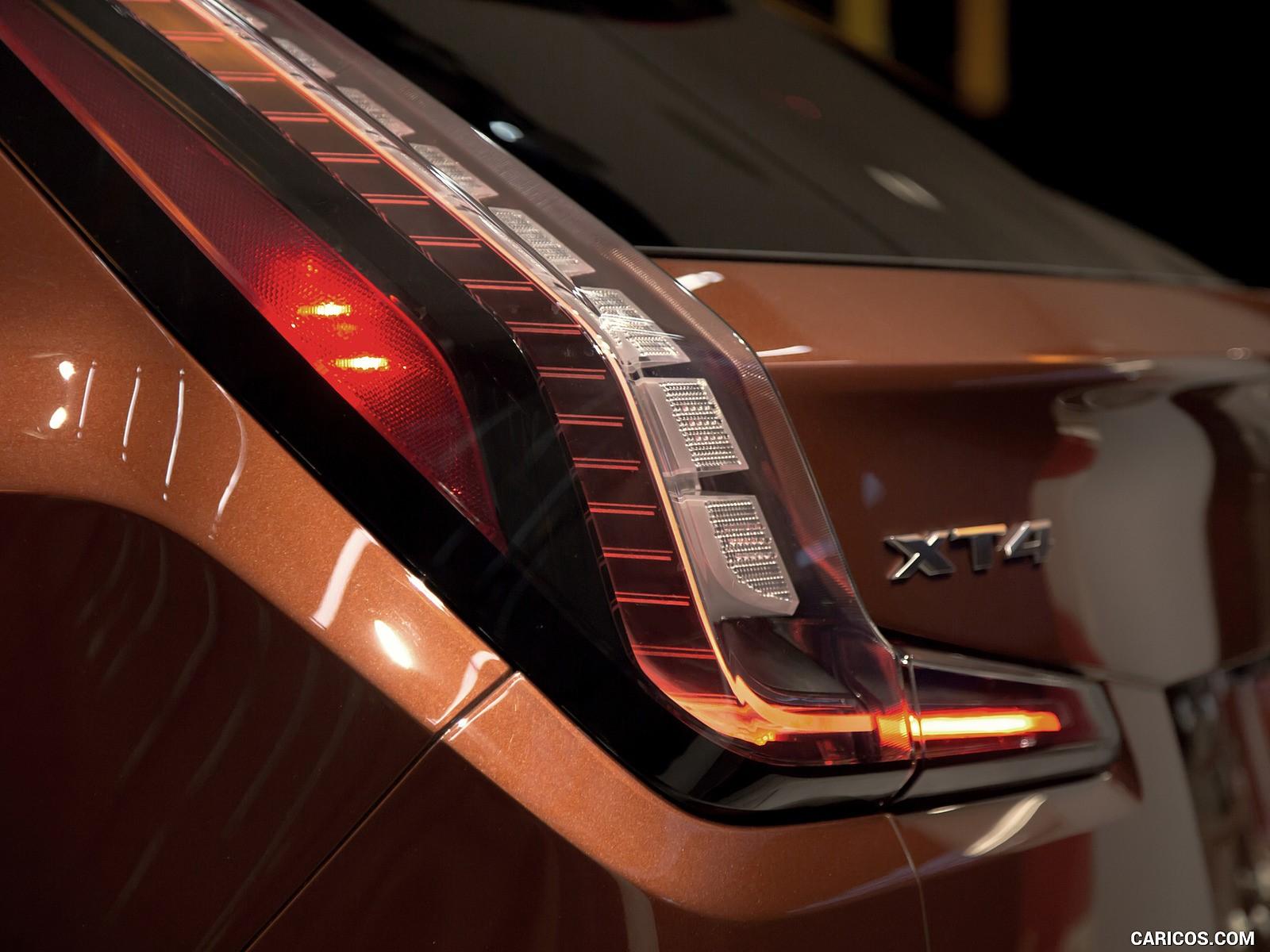 2019 Cadillac XT4 hd wallpaper