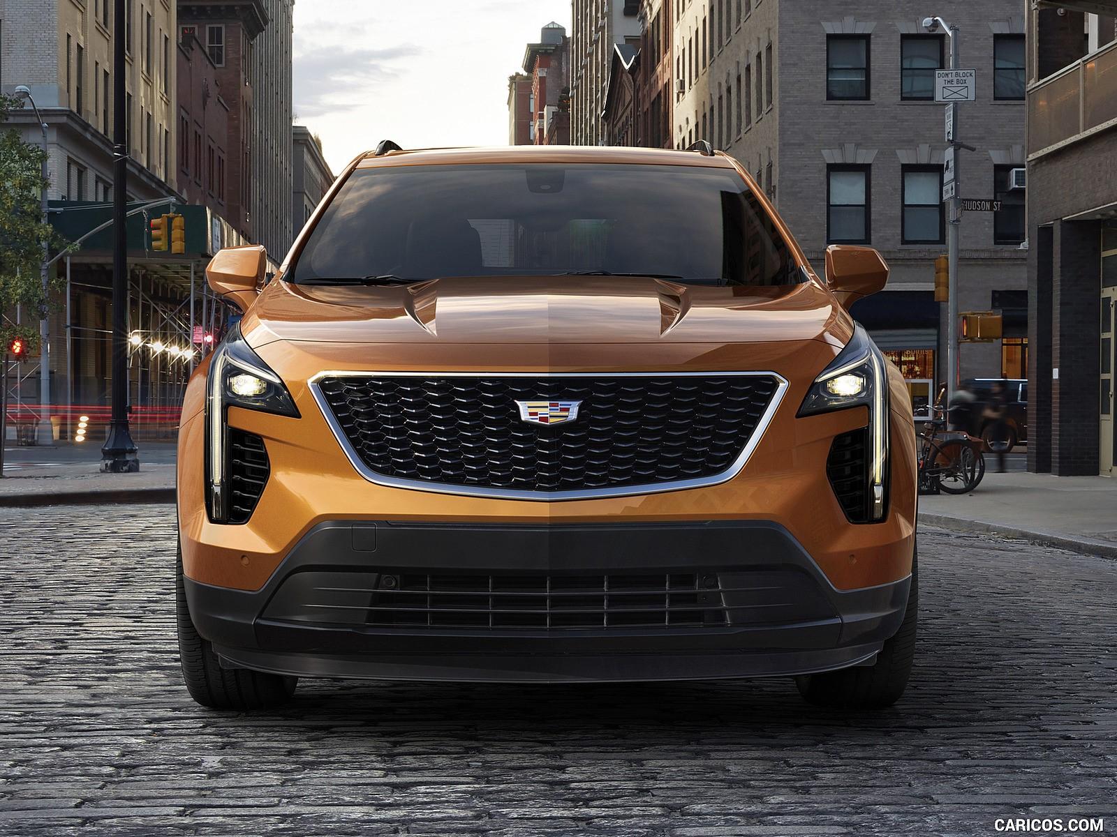 2019 Cadillac XT4 resim