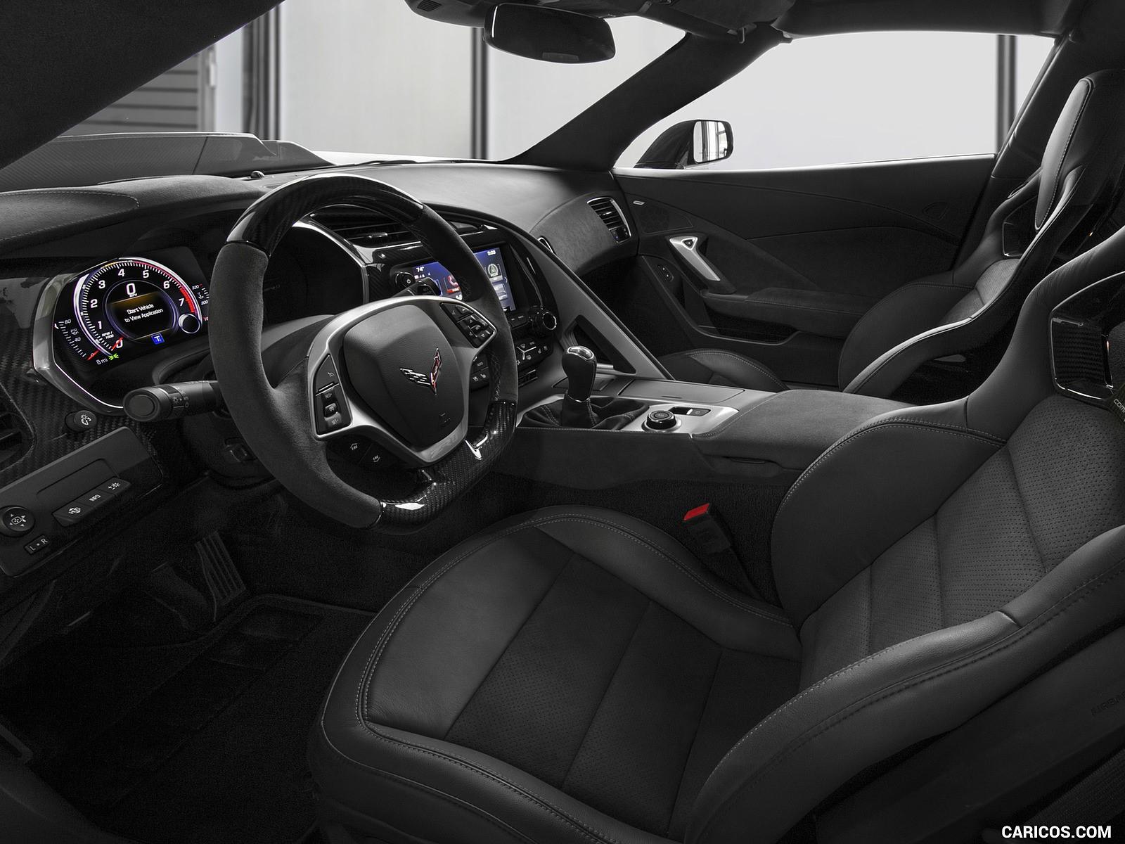 2019 Chevrolet Corvette ZR1 2k resimleri