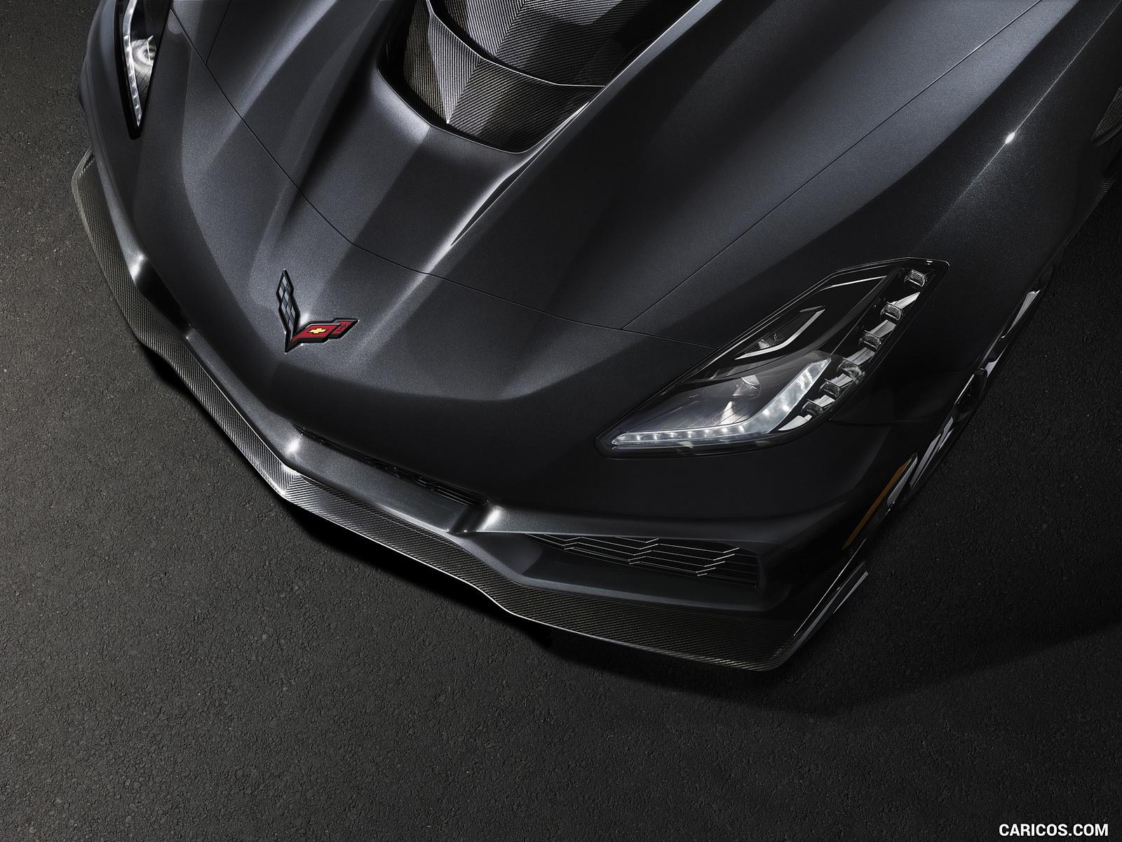 2019 Chevrolet Corvette ZR1 black