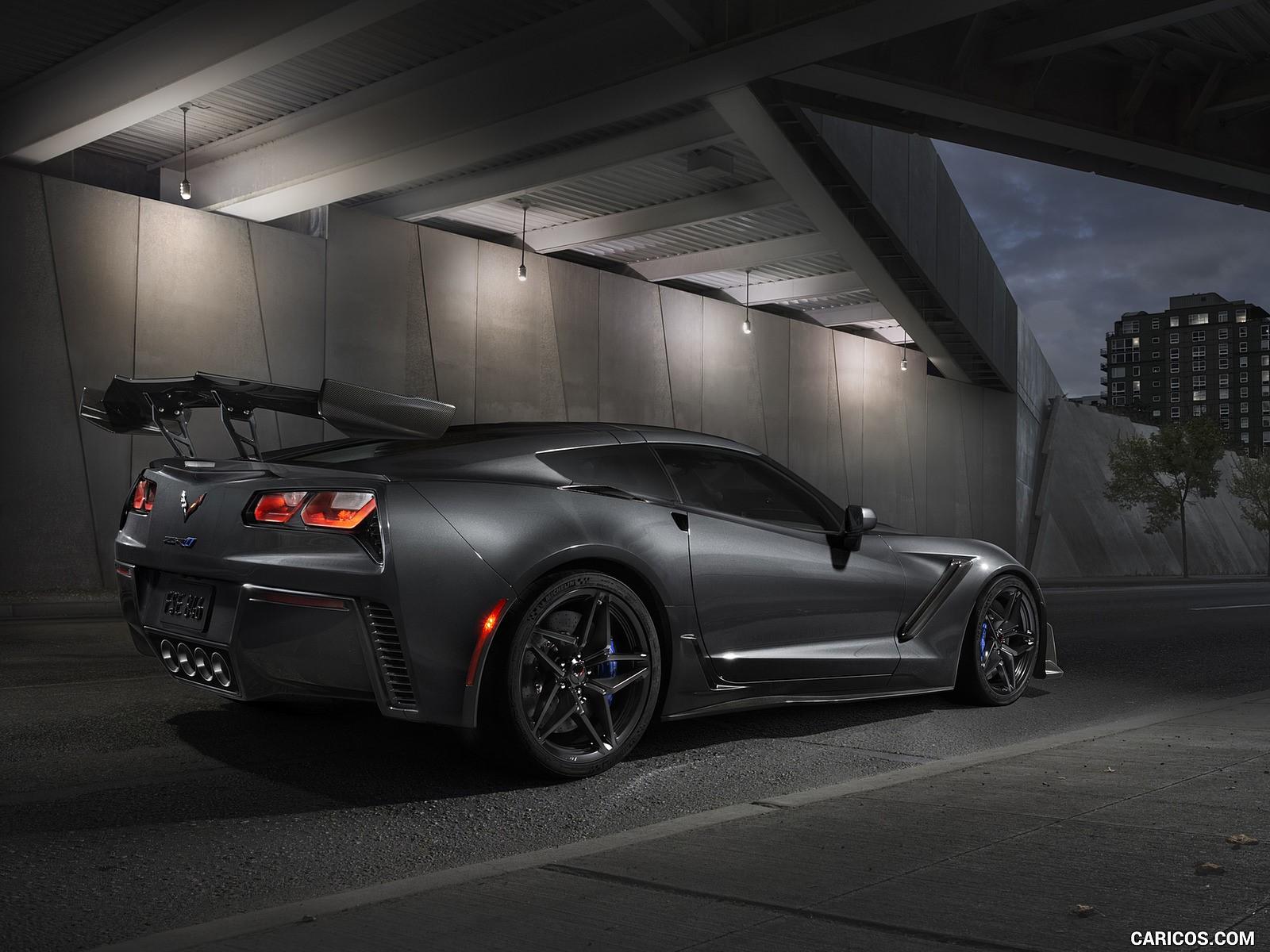 2019 Chevrolet Corvette ZR1 foto