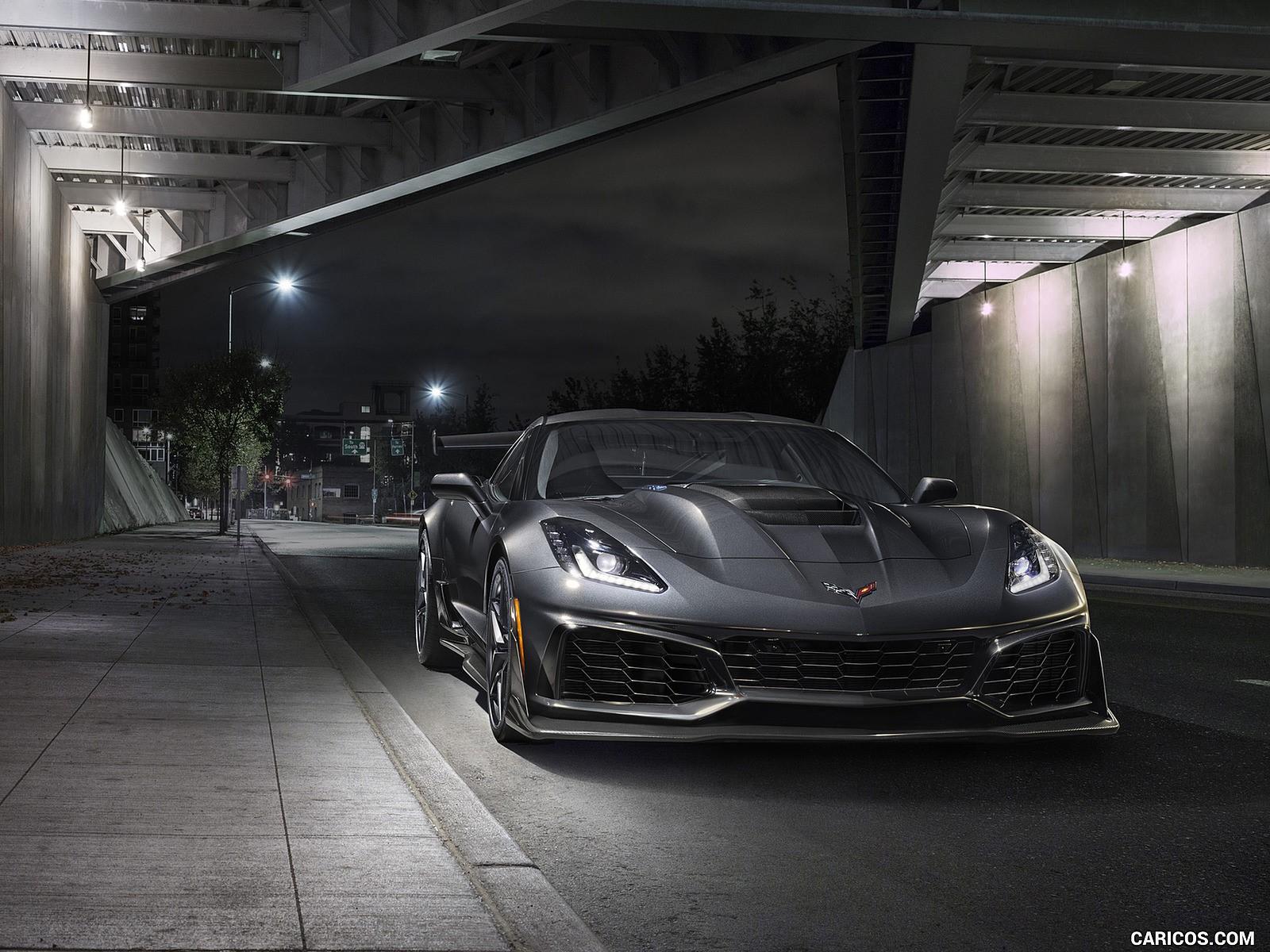 2019 Chevrolet Corvette ZR1 resimleri