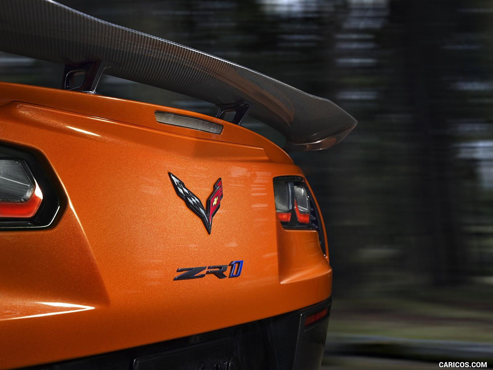 2019 Chevrolet Corvette ZR1 wallpaper