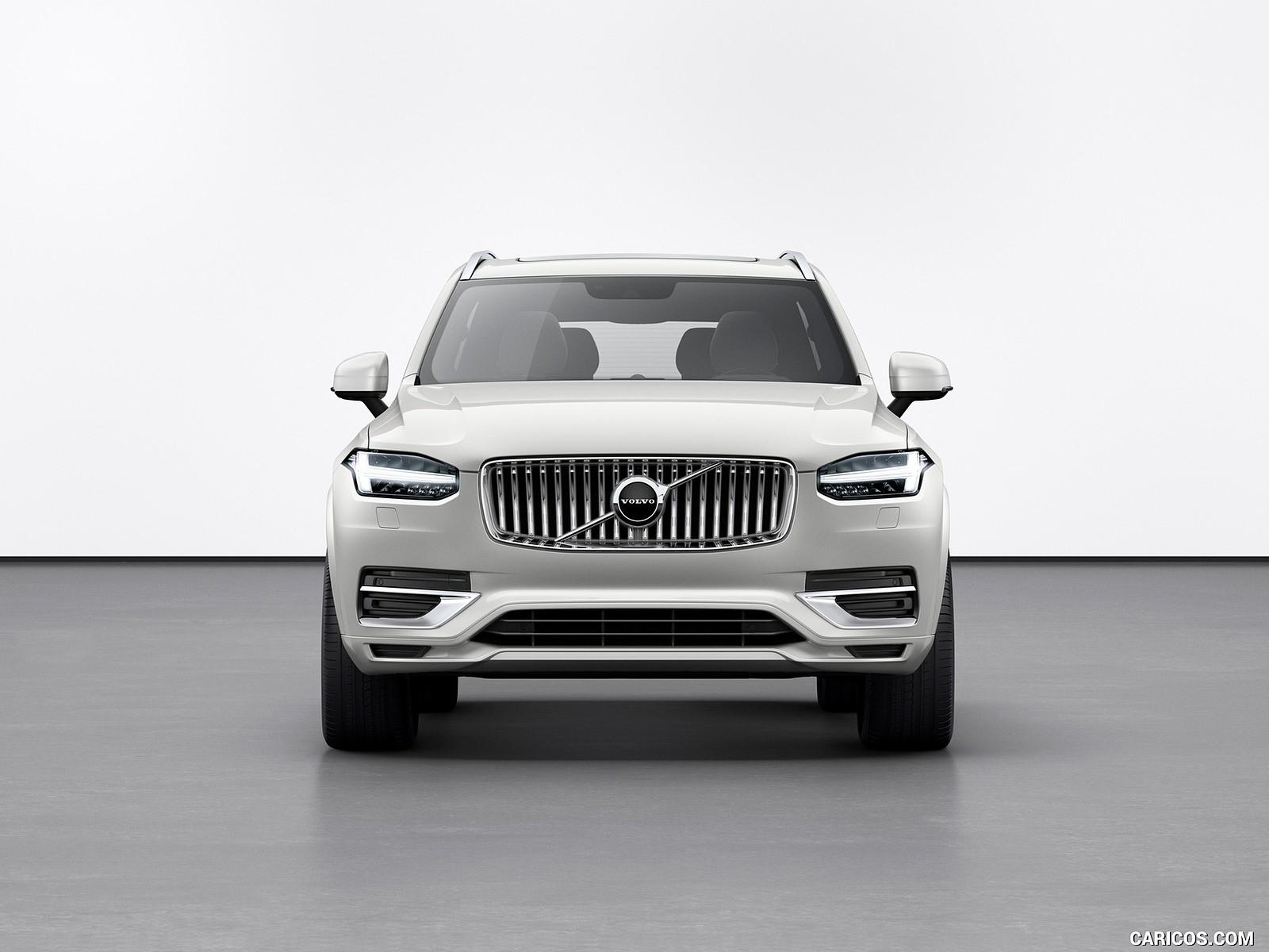 2020 Volvo XC90 4k wallpaper