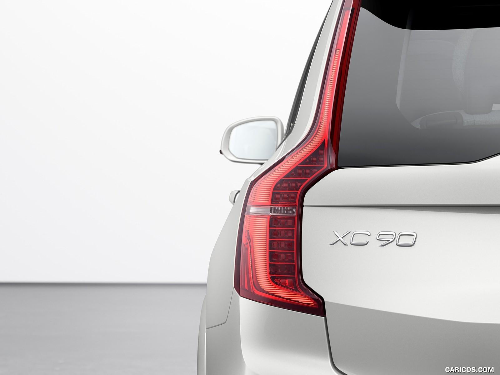 2020 Volvo XC90 8k foto