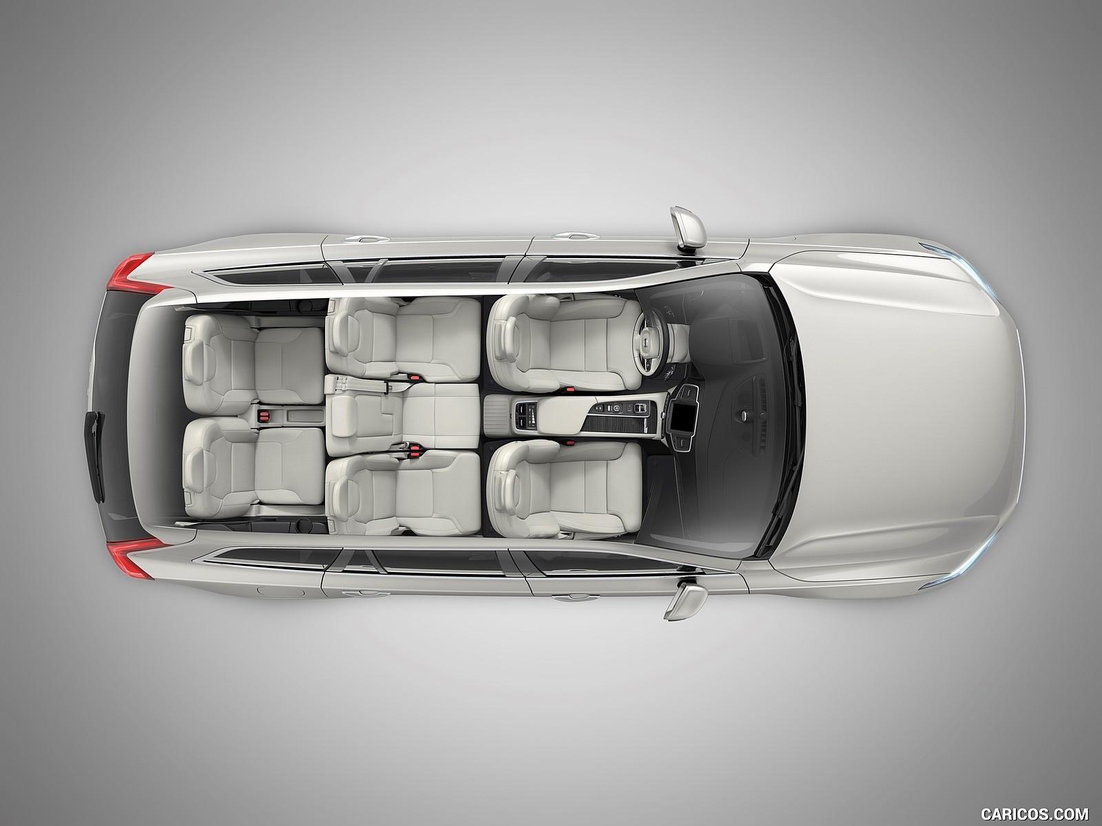 2020 Volvo XC90 duvarkağıdı