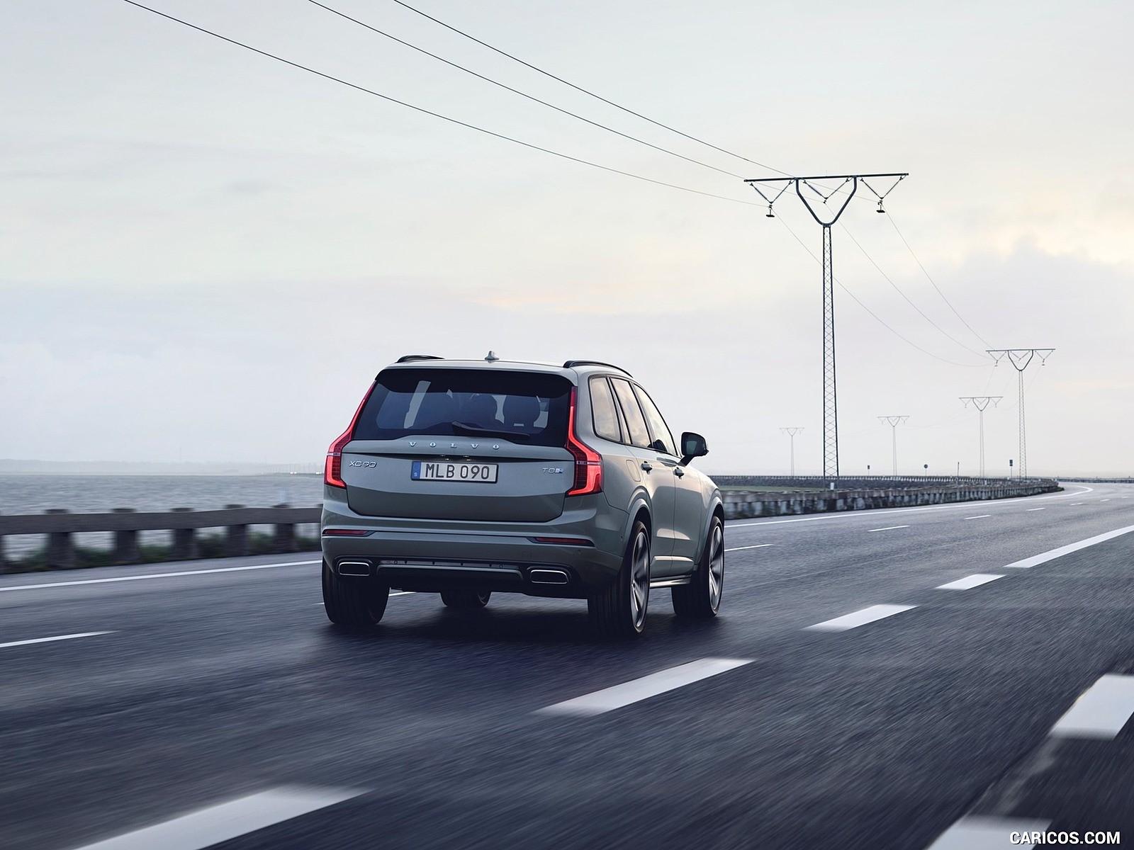 2020 Volvo XC90 resim
