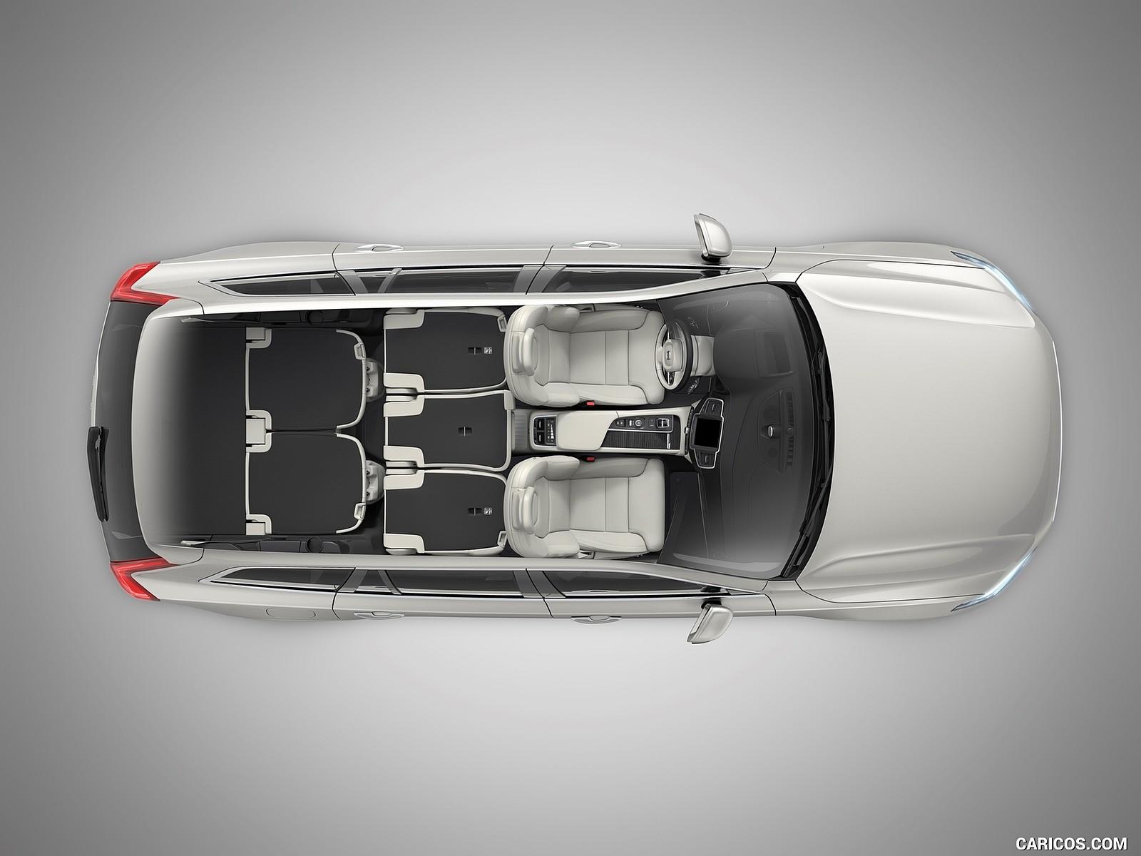2020 Volvo ekran resmi