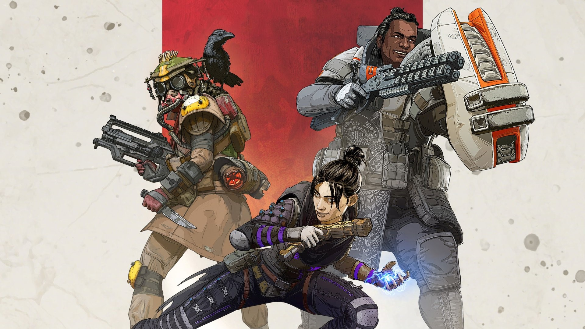 Apex Legend 1080p wallpaper