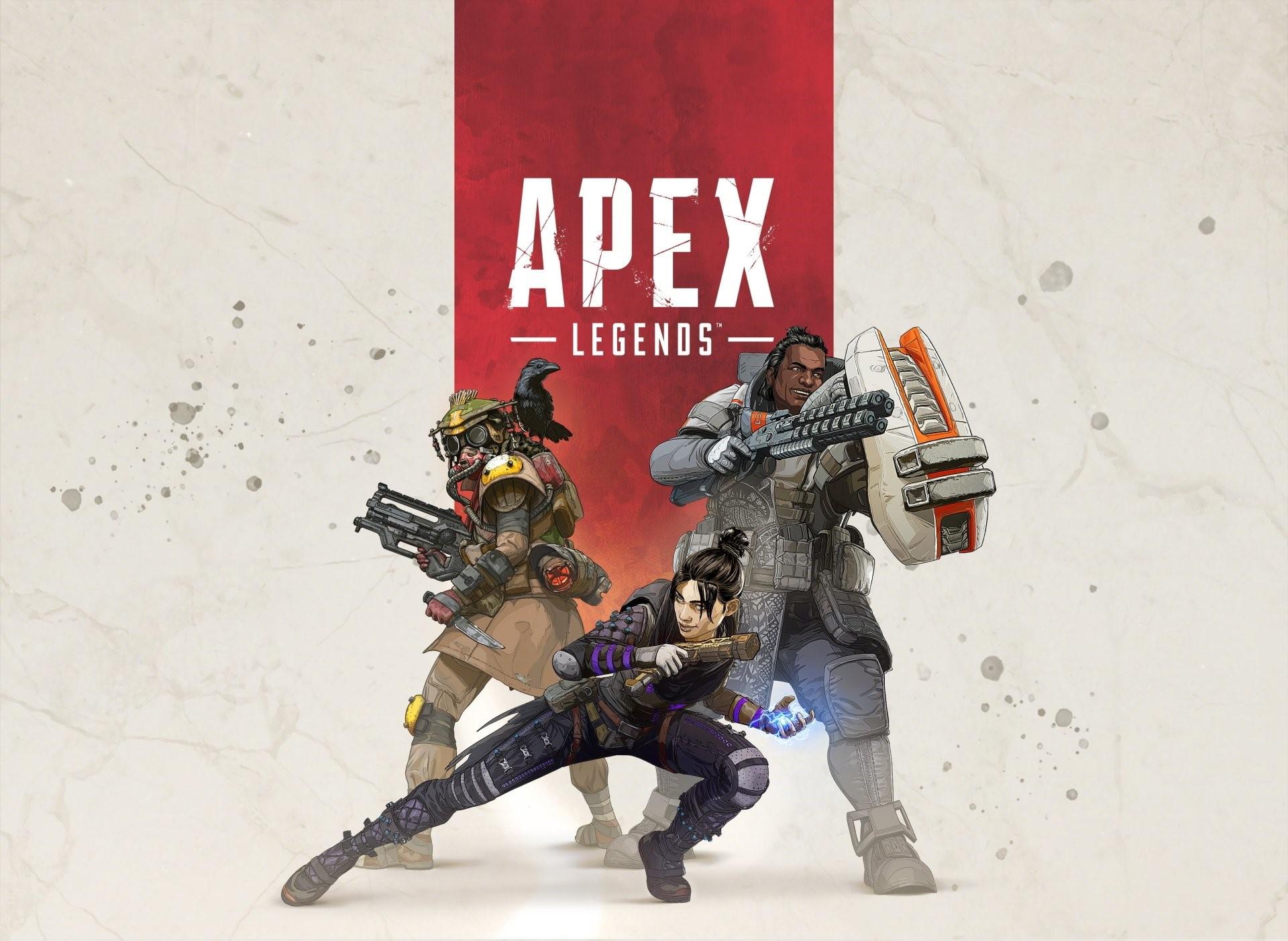 Apex Legend 4k resimleri