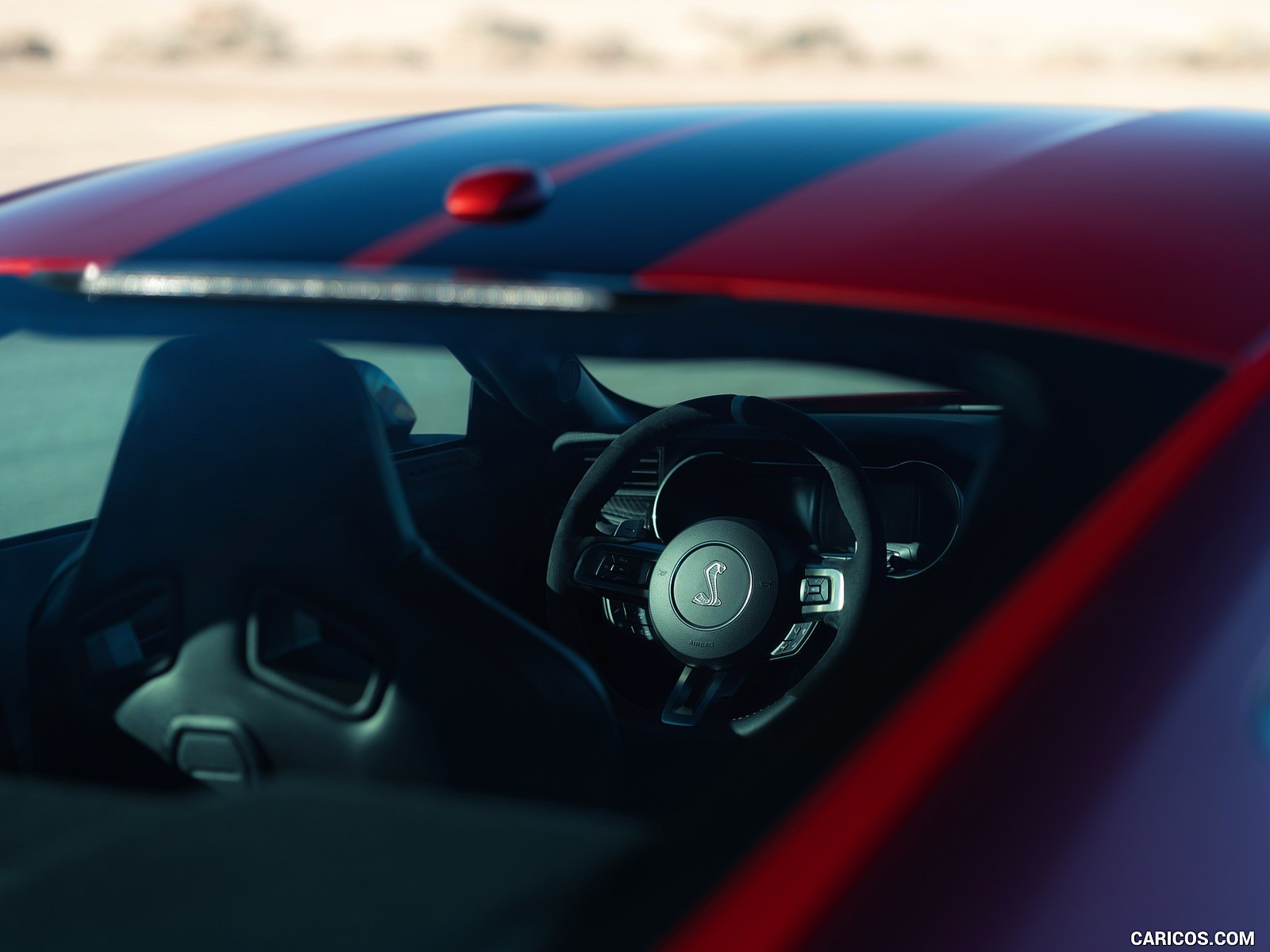 Ford Mustang Shelby 12k duvar kağıtları