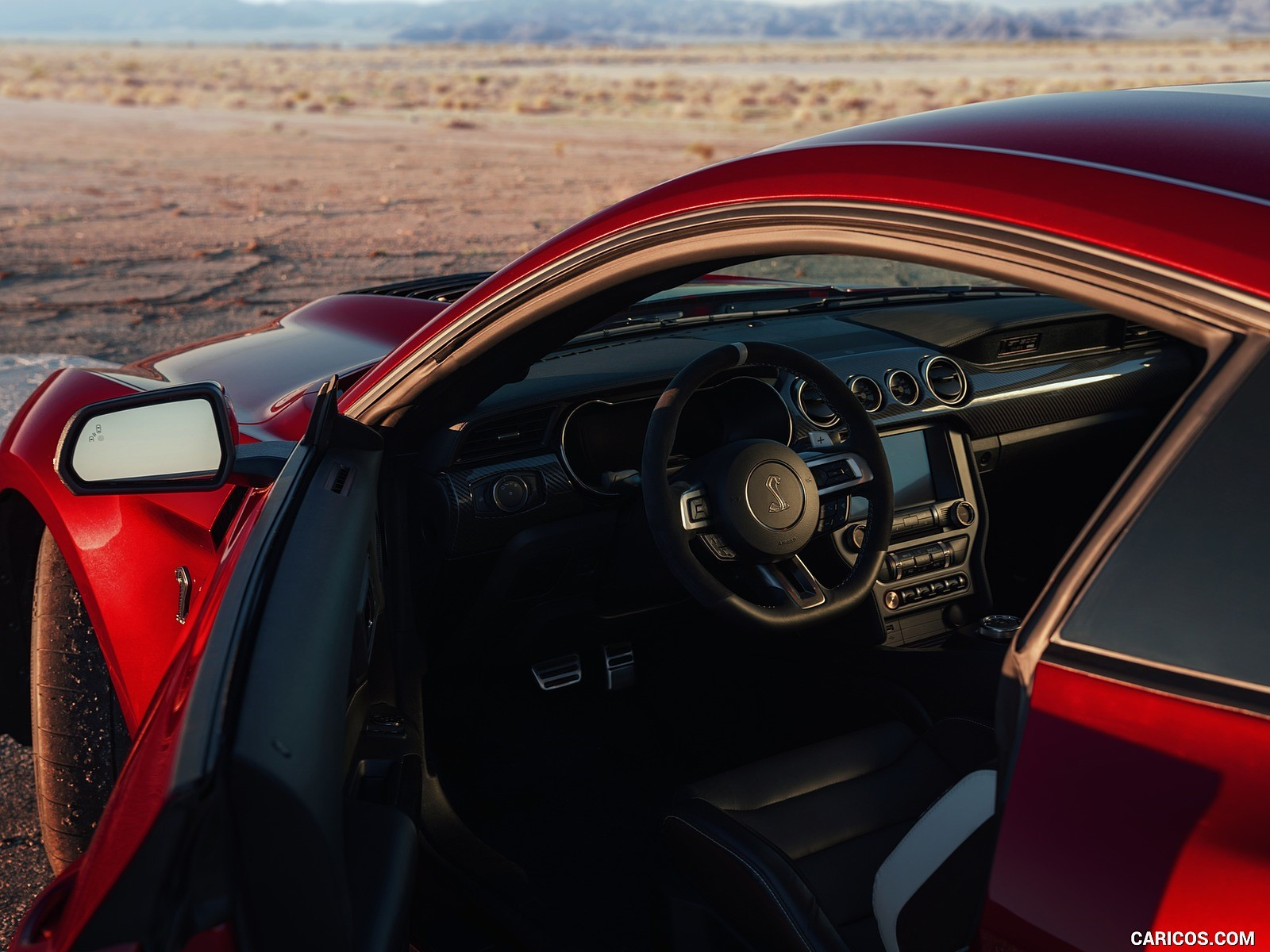 Ford Mustang Shelby 12k wallpaper