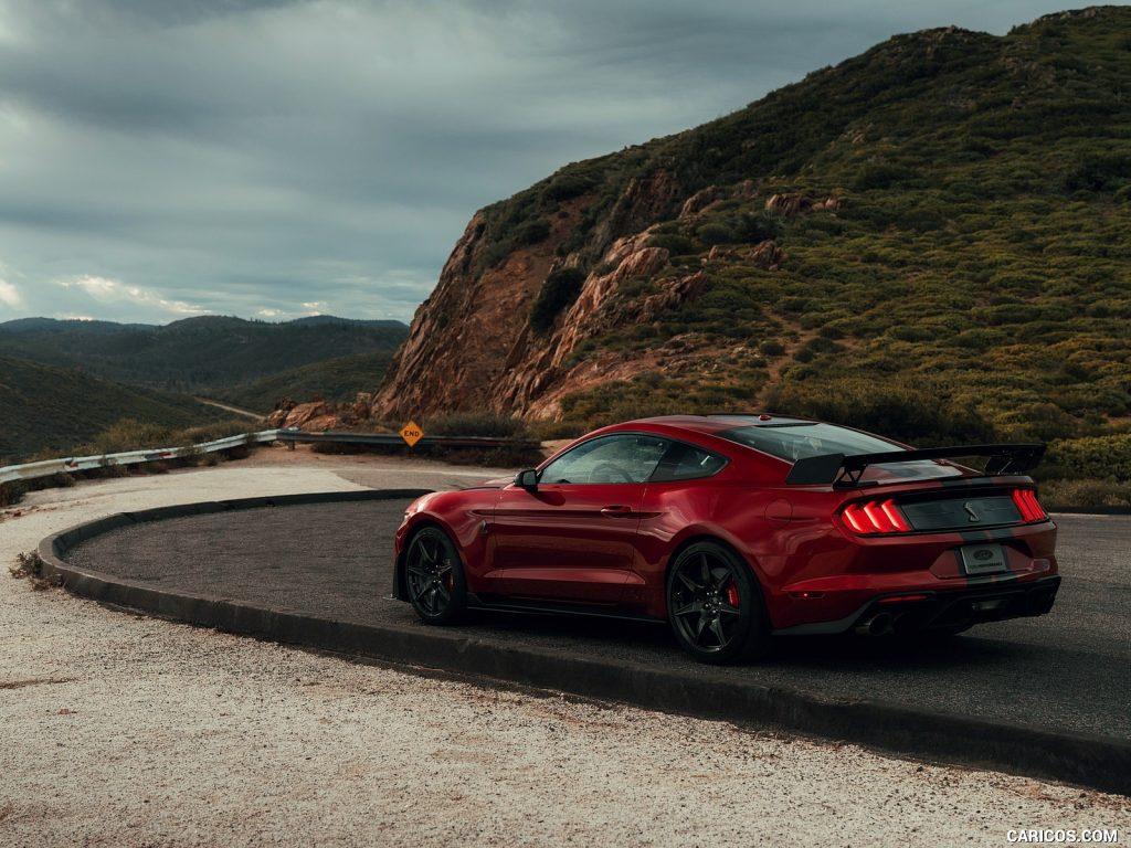 Ford Mustang Wallpaper 2K