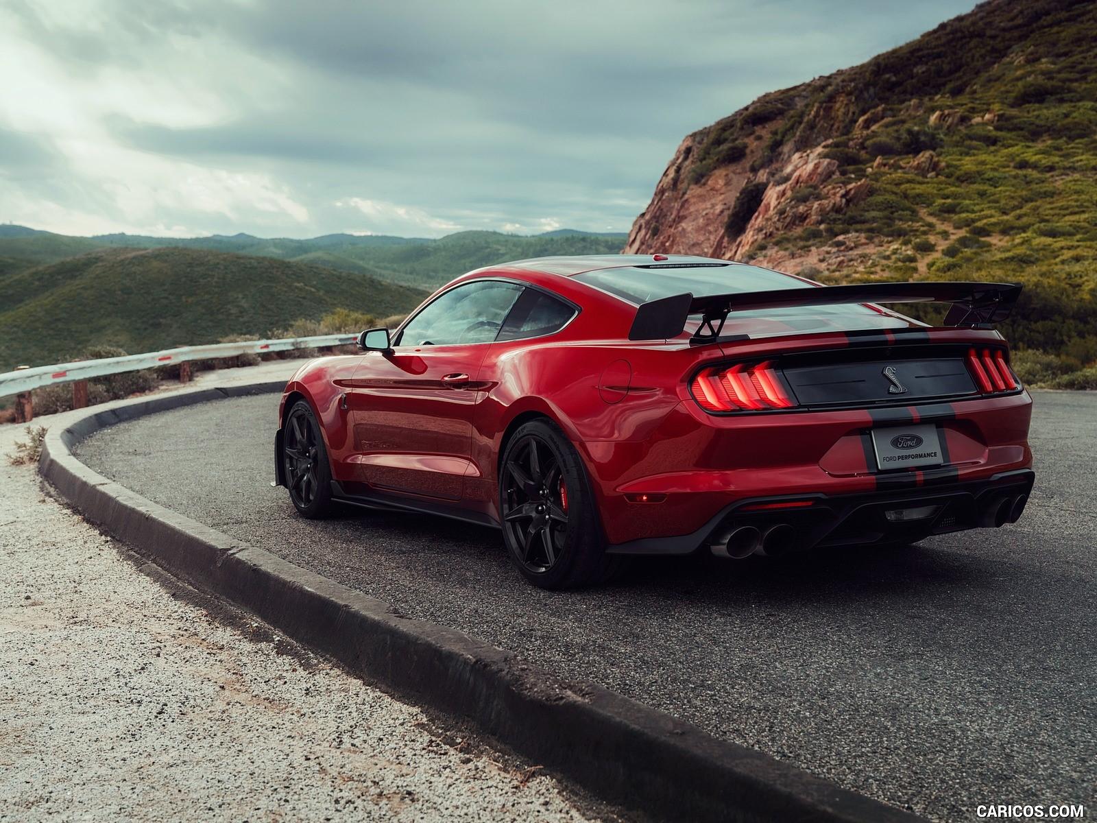 Ford Mustang Shelby 2k wallpaper