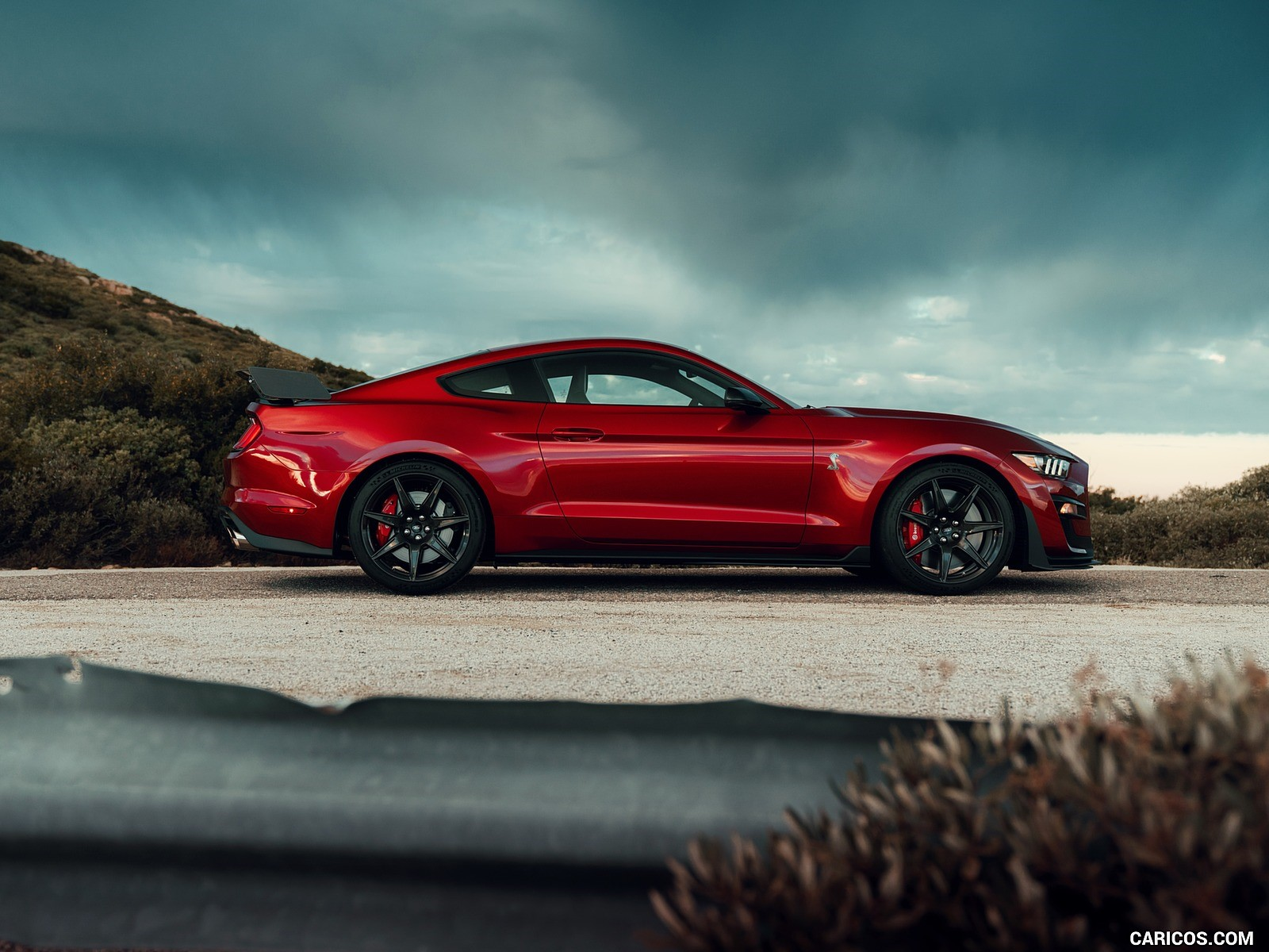 Ford Mustang Shelby 4k resim
