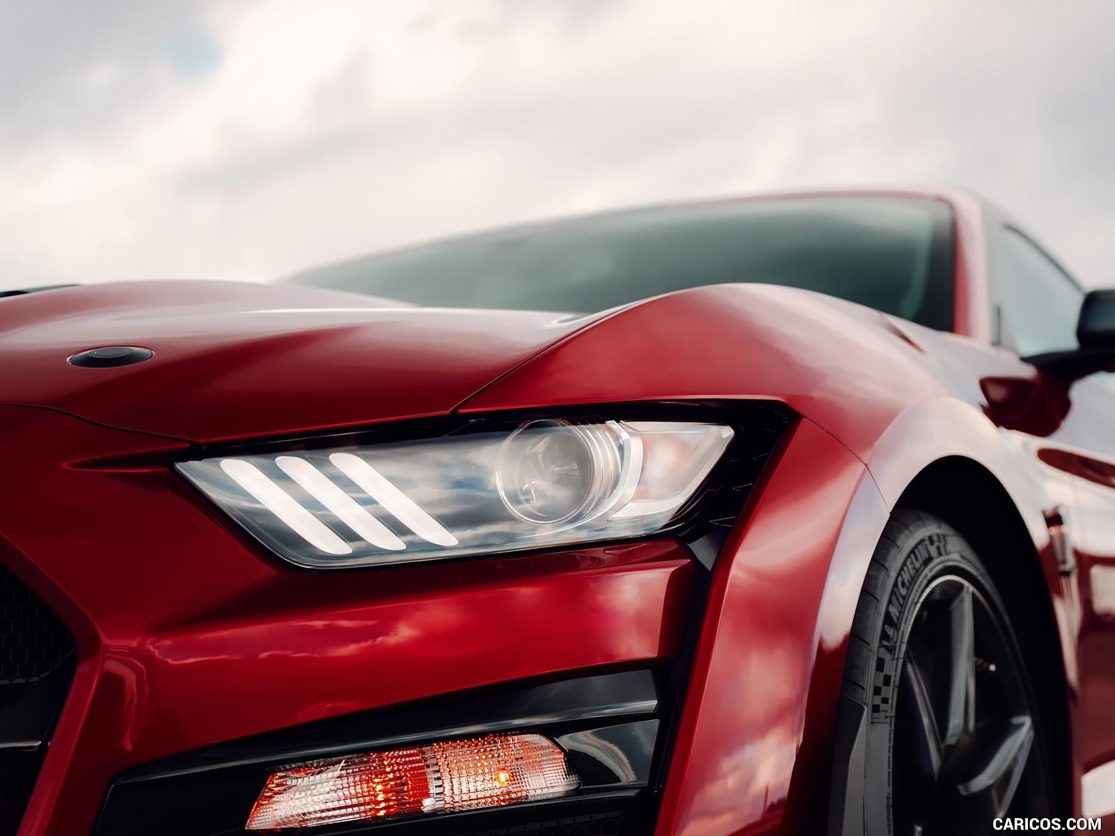 Ford Mustang Shelby 8k fotoğrafları