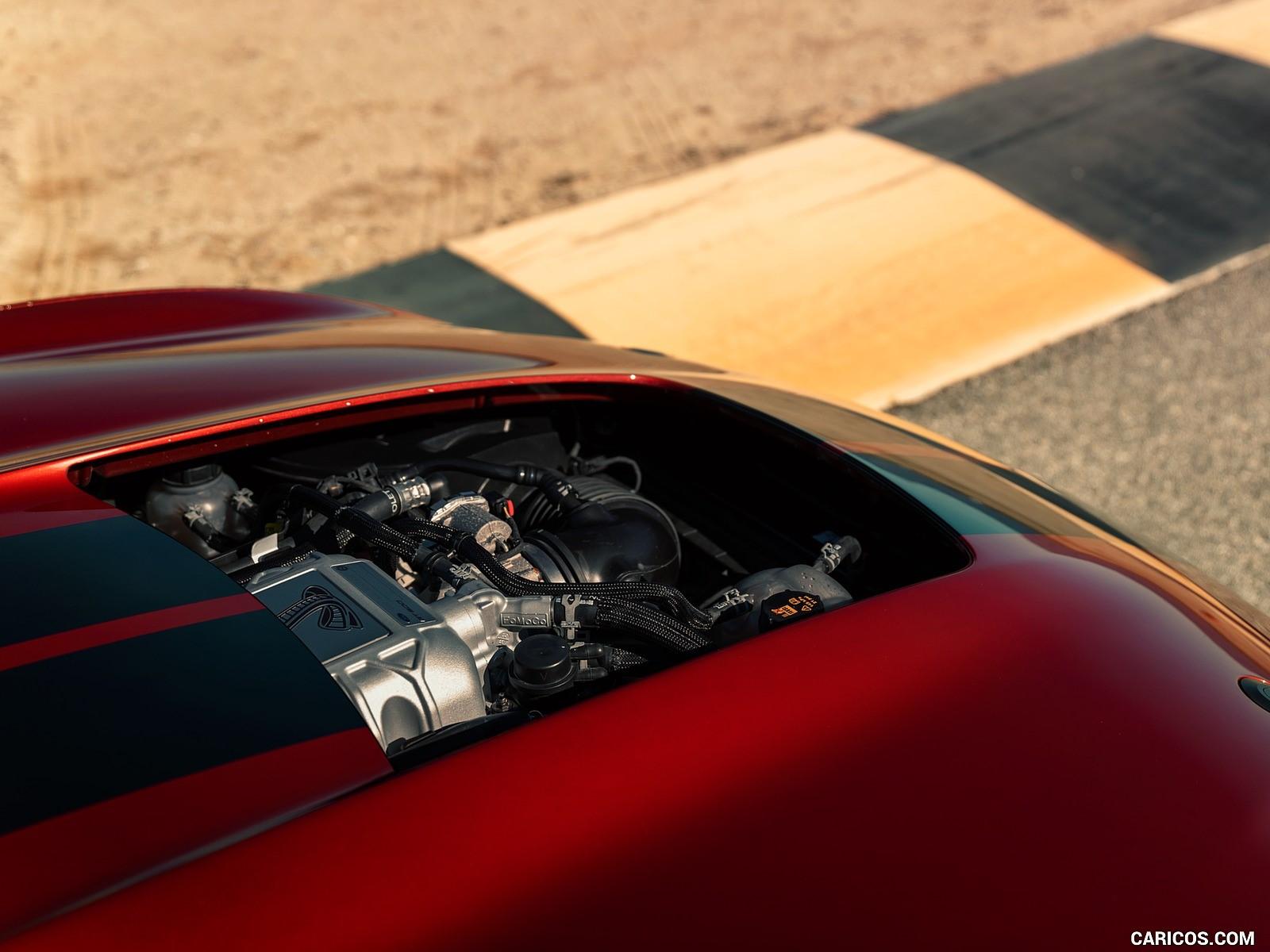 Ford Mustang Shelby 8k wallpaper