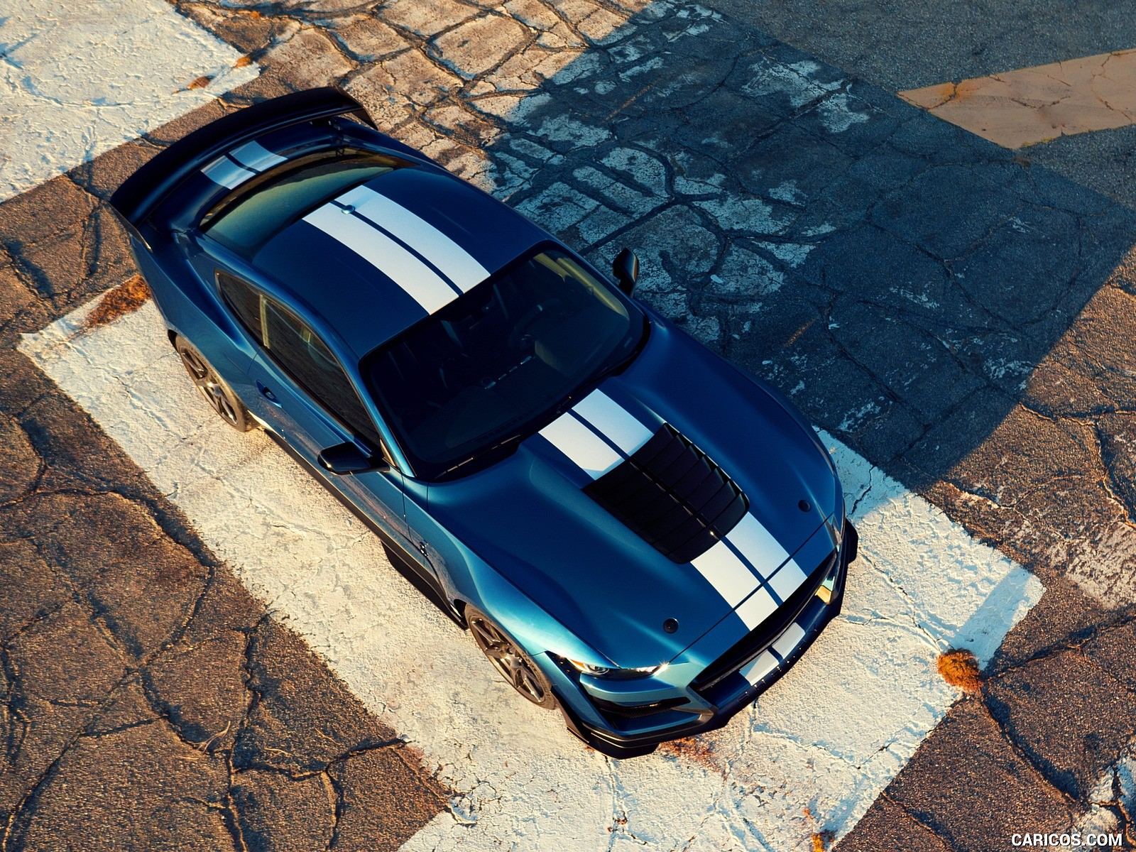 Ford Mustang Shelby duvar kağıtları 1