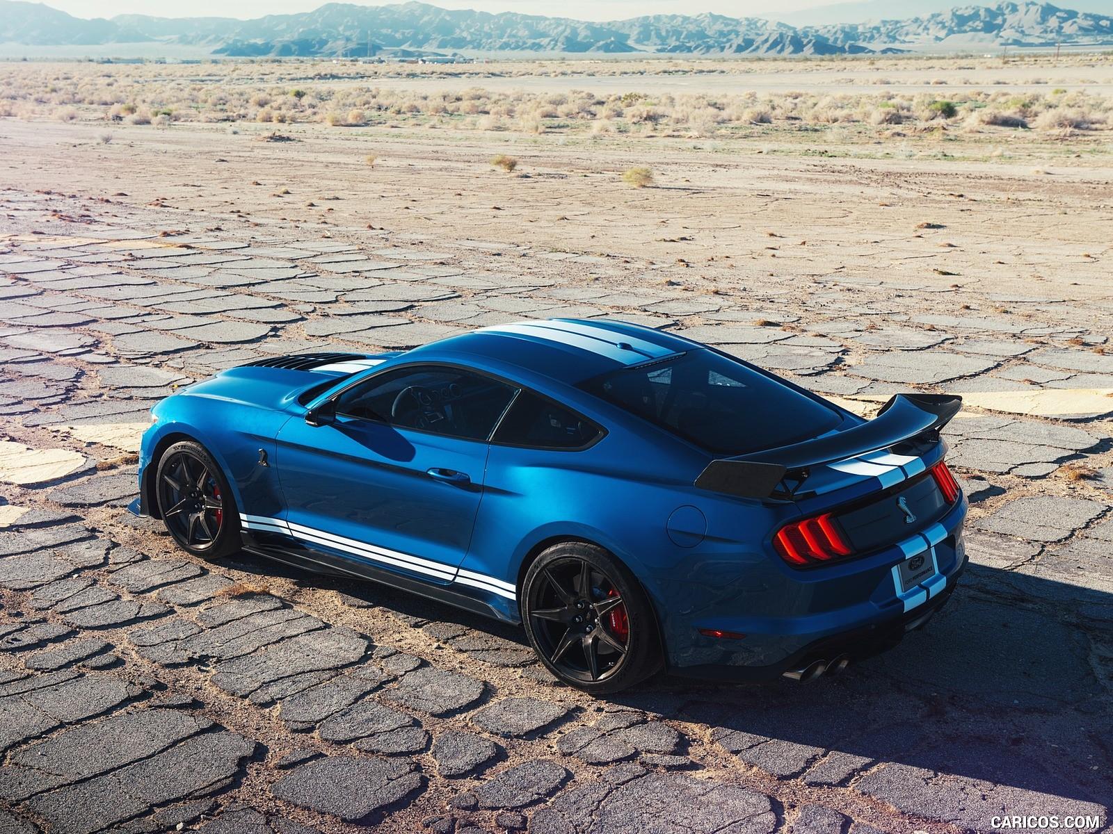 Ford Mustang Shelby duvarkağıtları 1