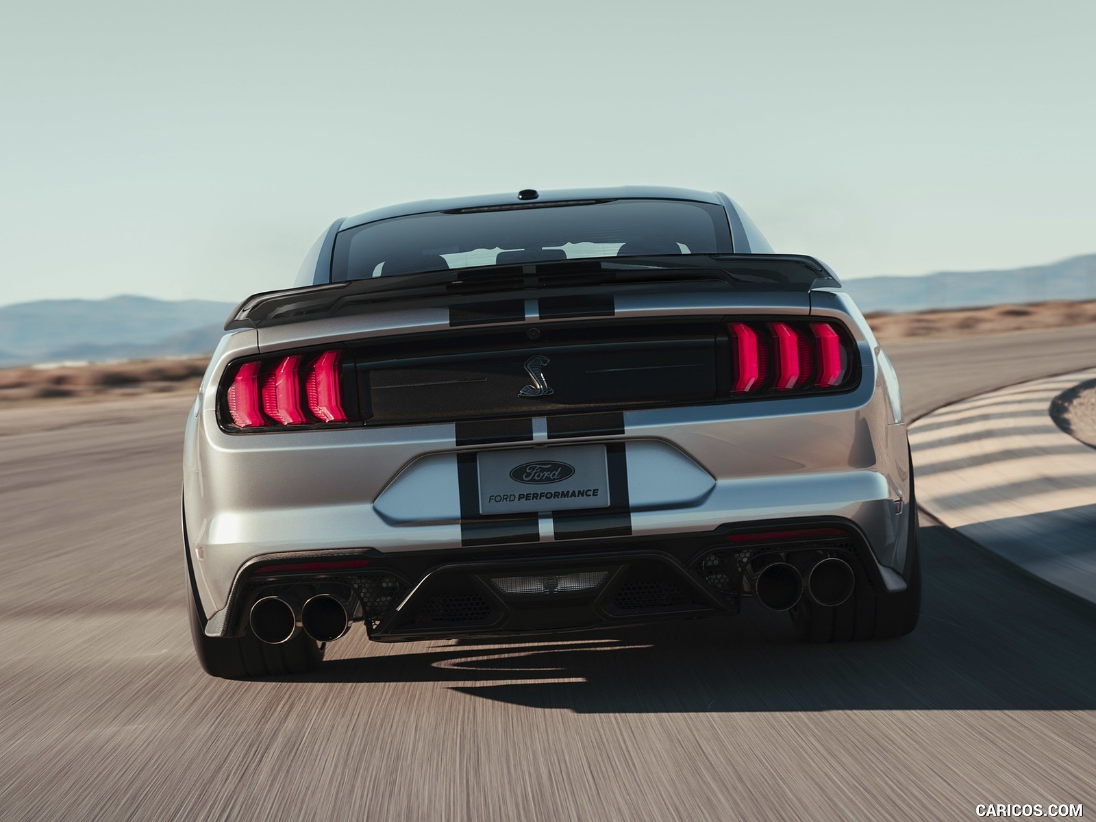 Ford Mustang Shelby foto