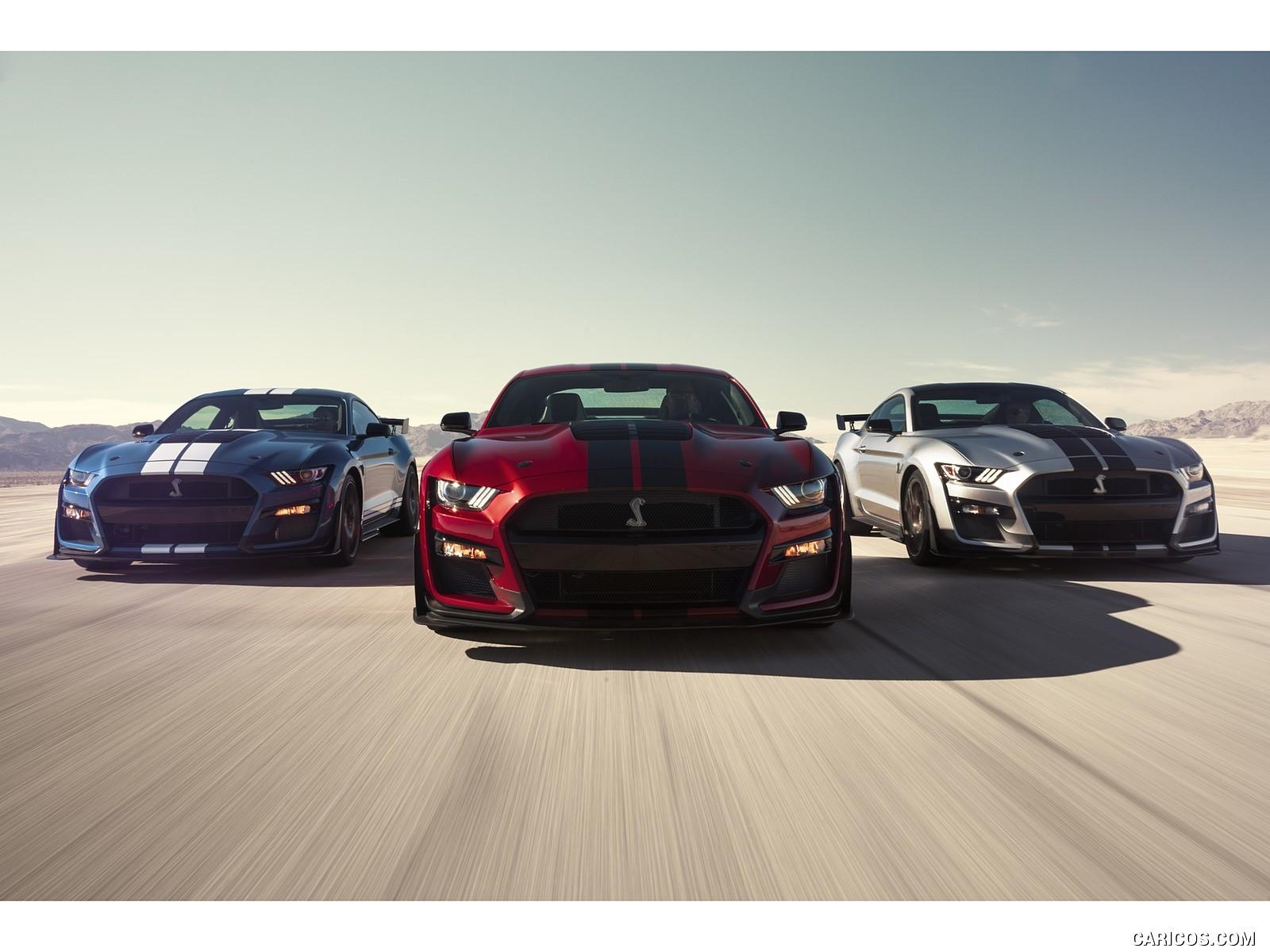 Ford Mustang Shelby hd duvar kağıtları 1