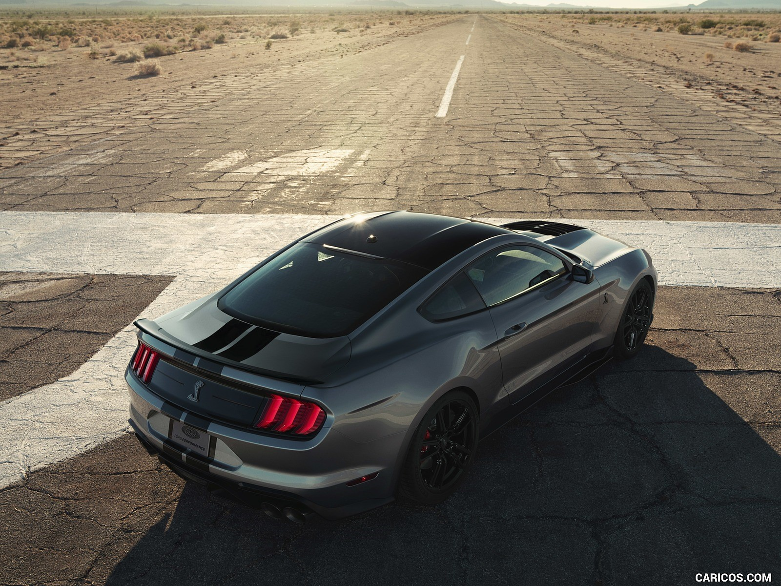 Ford Mustang Shelby hd resim