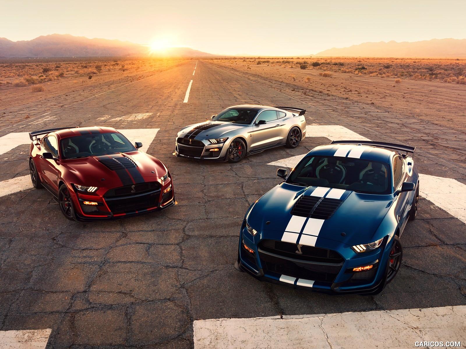 Ford Mustang Shelby uhd duvarkağıdı 1