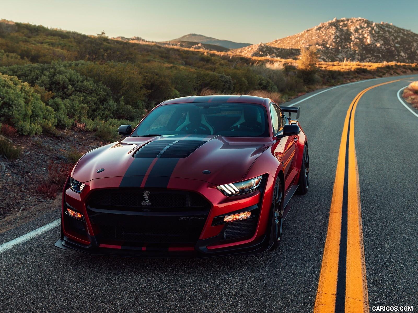 Ford Mustang Shelby uhd duvarkağıdı