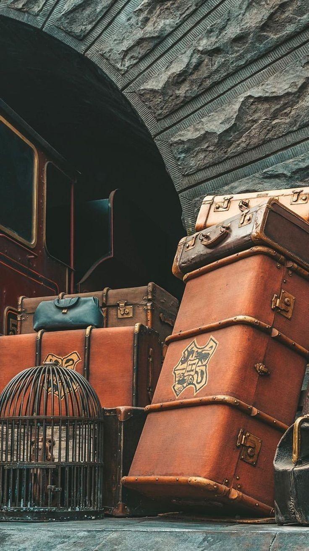Harry Potter duvarkağıdı