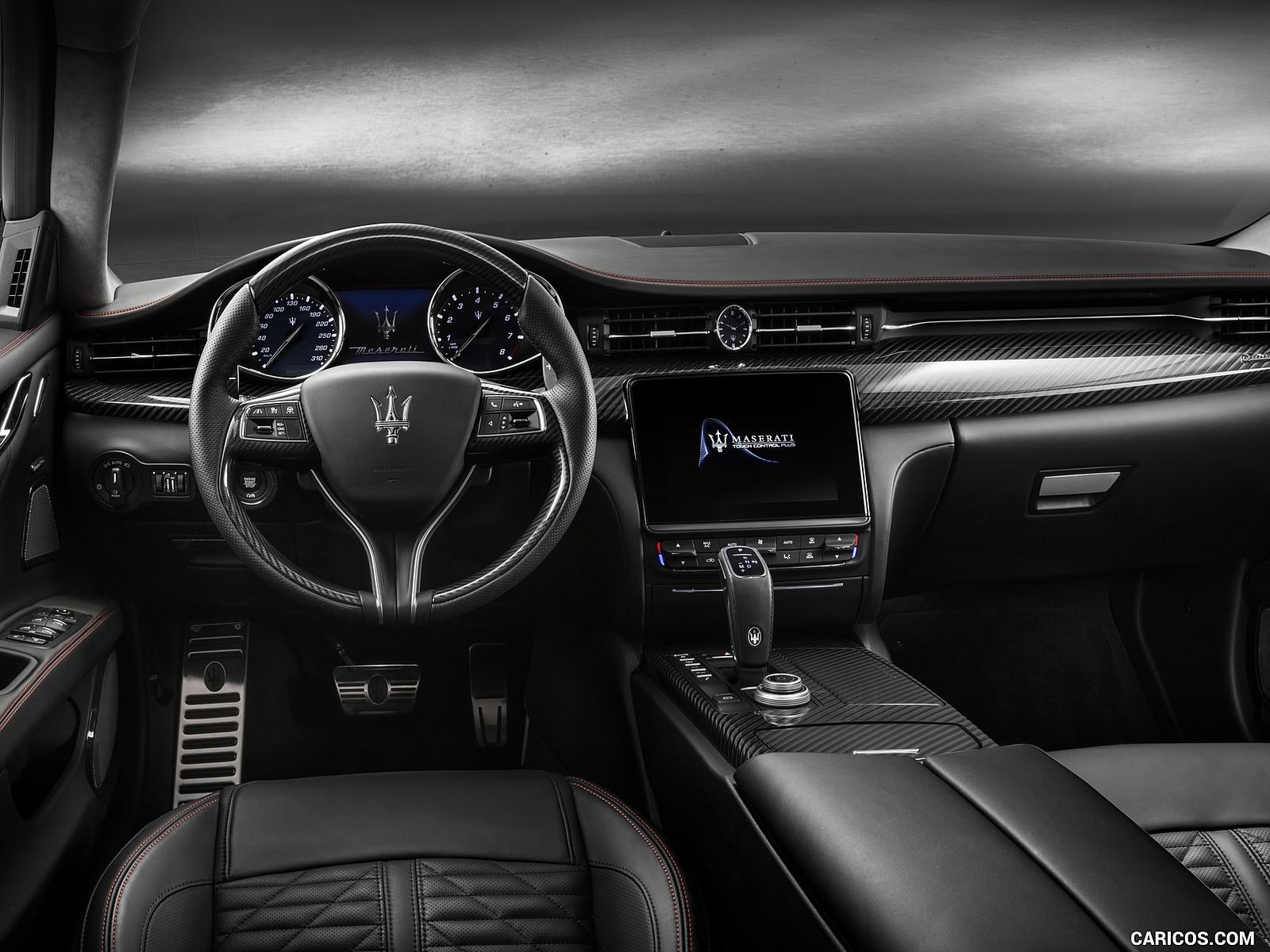Maserati Quattroporte 2019 2k duvarkağıtları