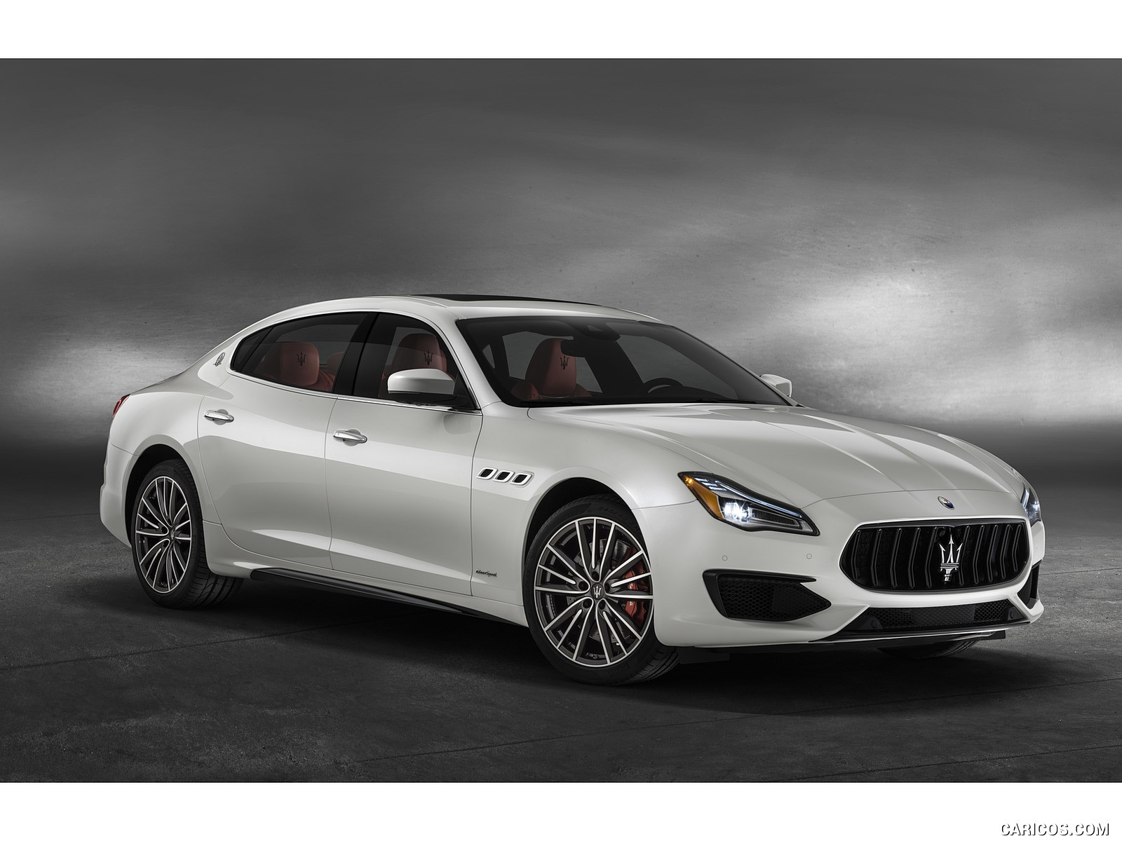 Maserati Quattroporte 2019 duvar kağıtları