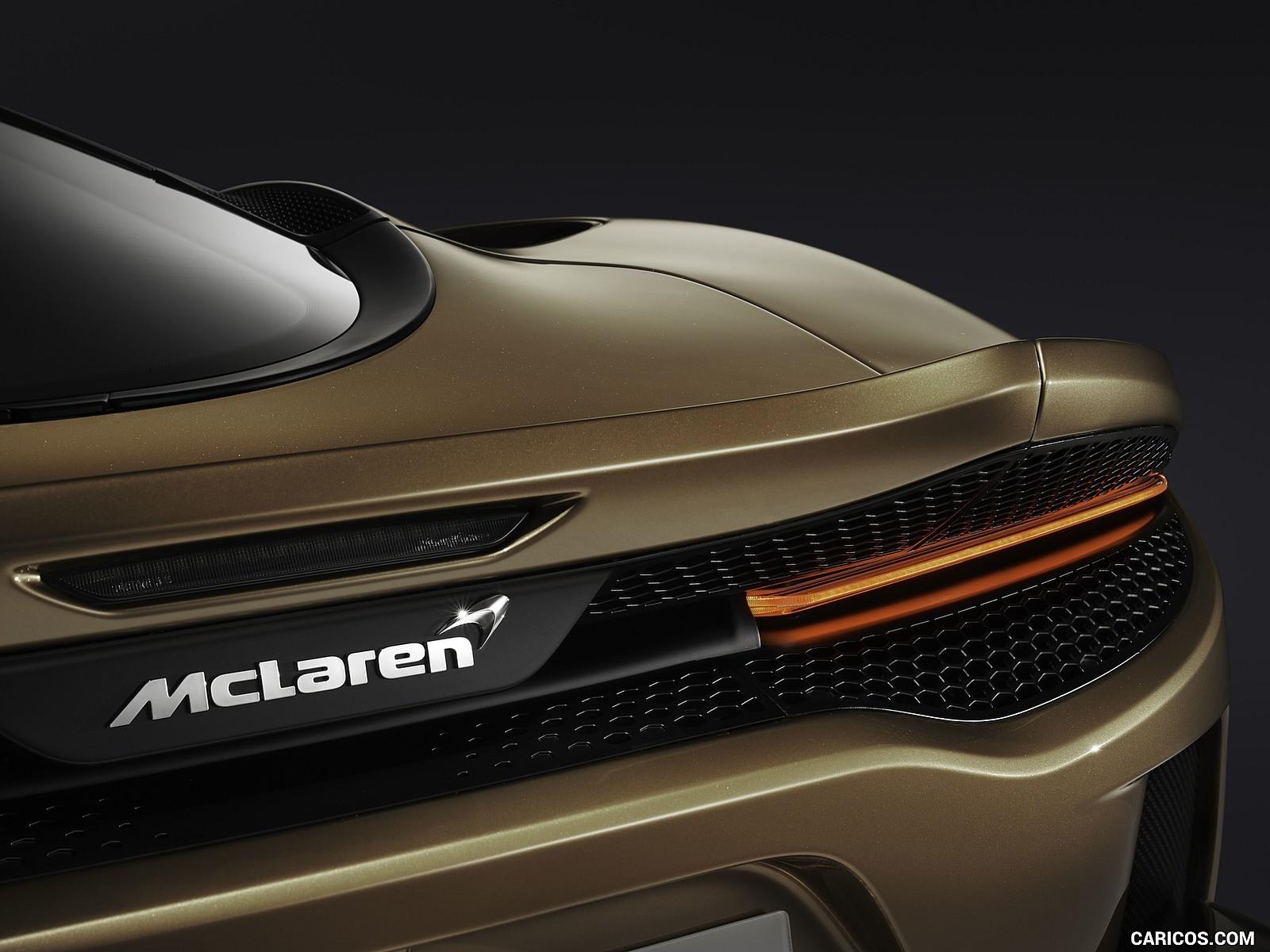 McLaren GT 2k resimleri