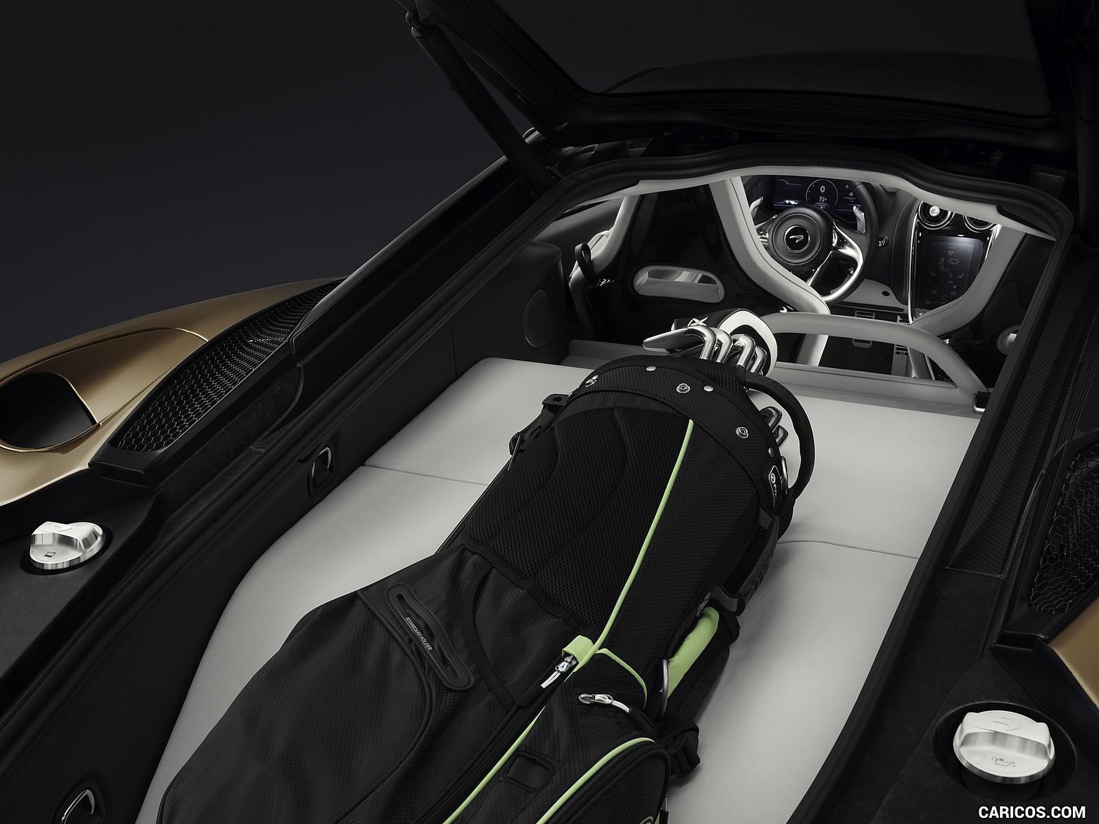 McLaren GT 4k resimleri