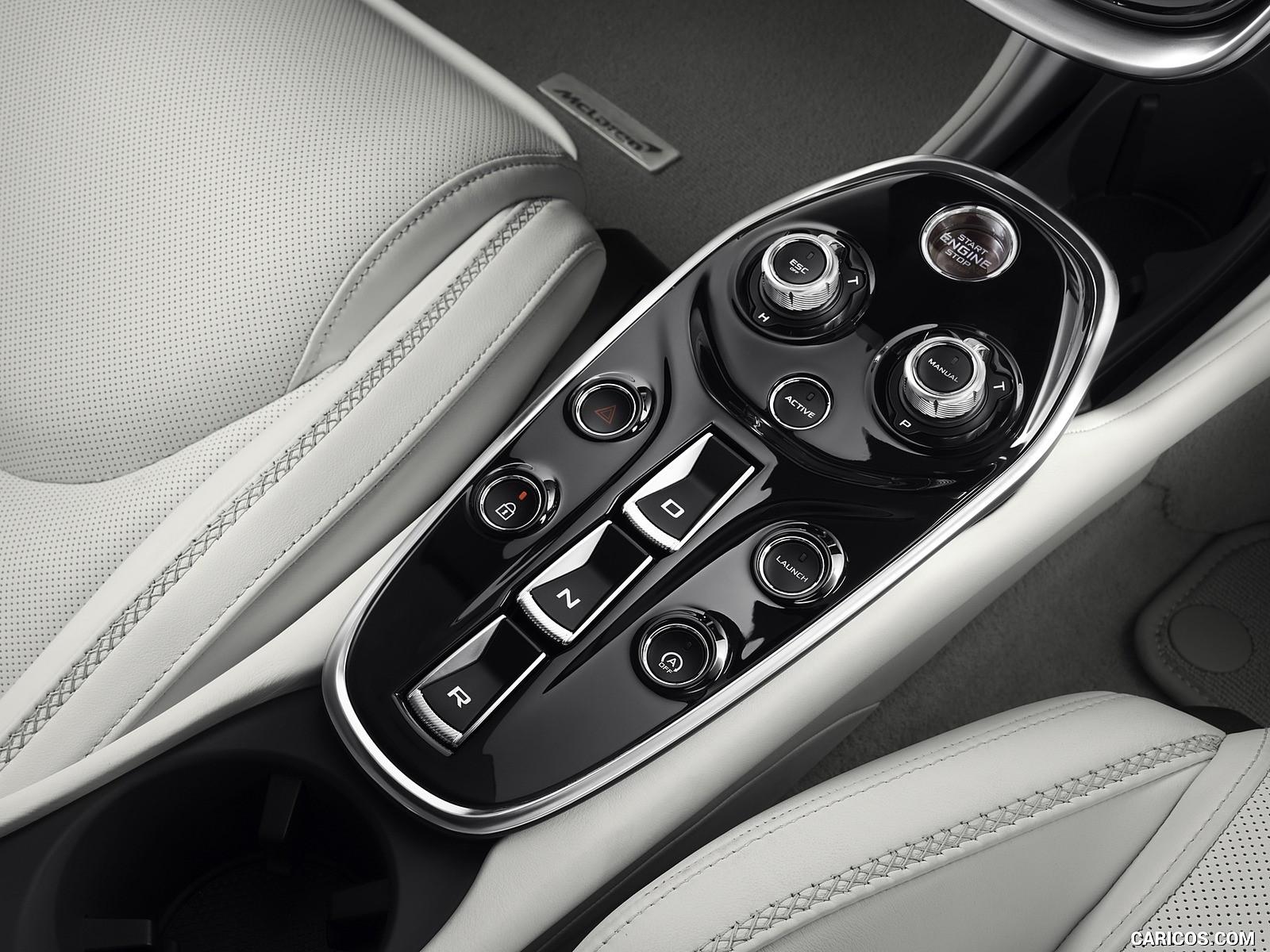 McLaren GT 8k resimleri