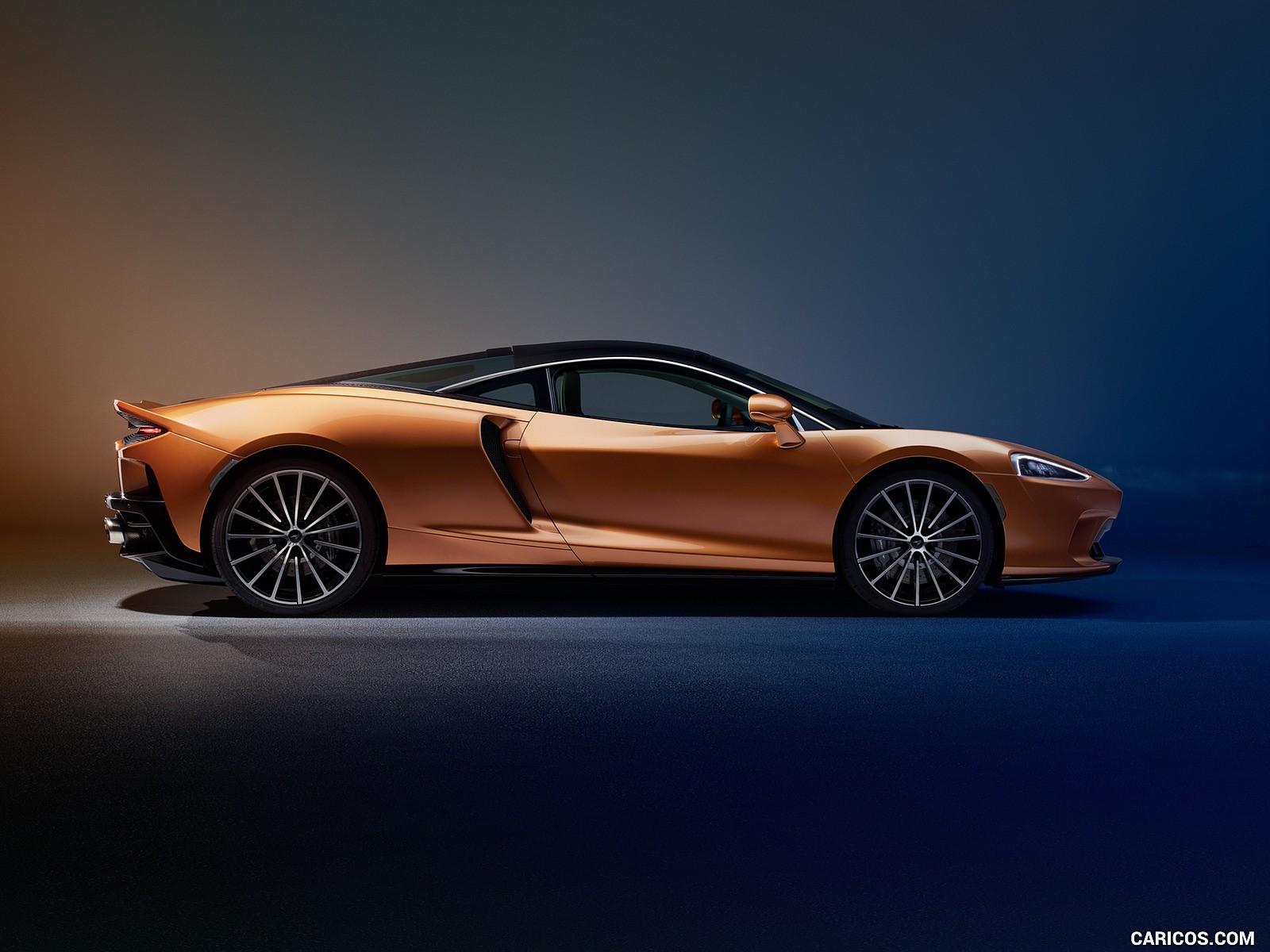 McLaren GT duvarkağıdı