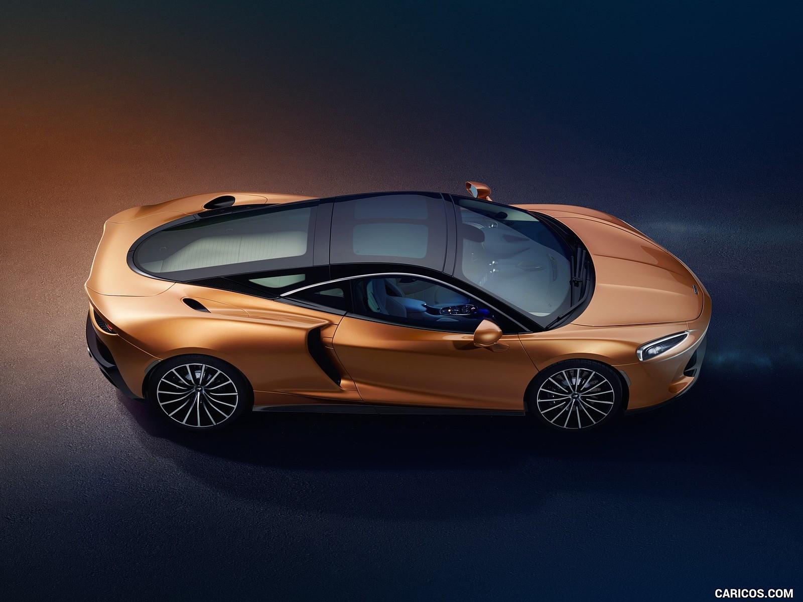 McLaren GT fotoğraf
