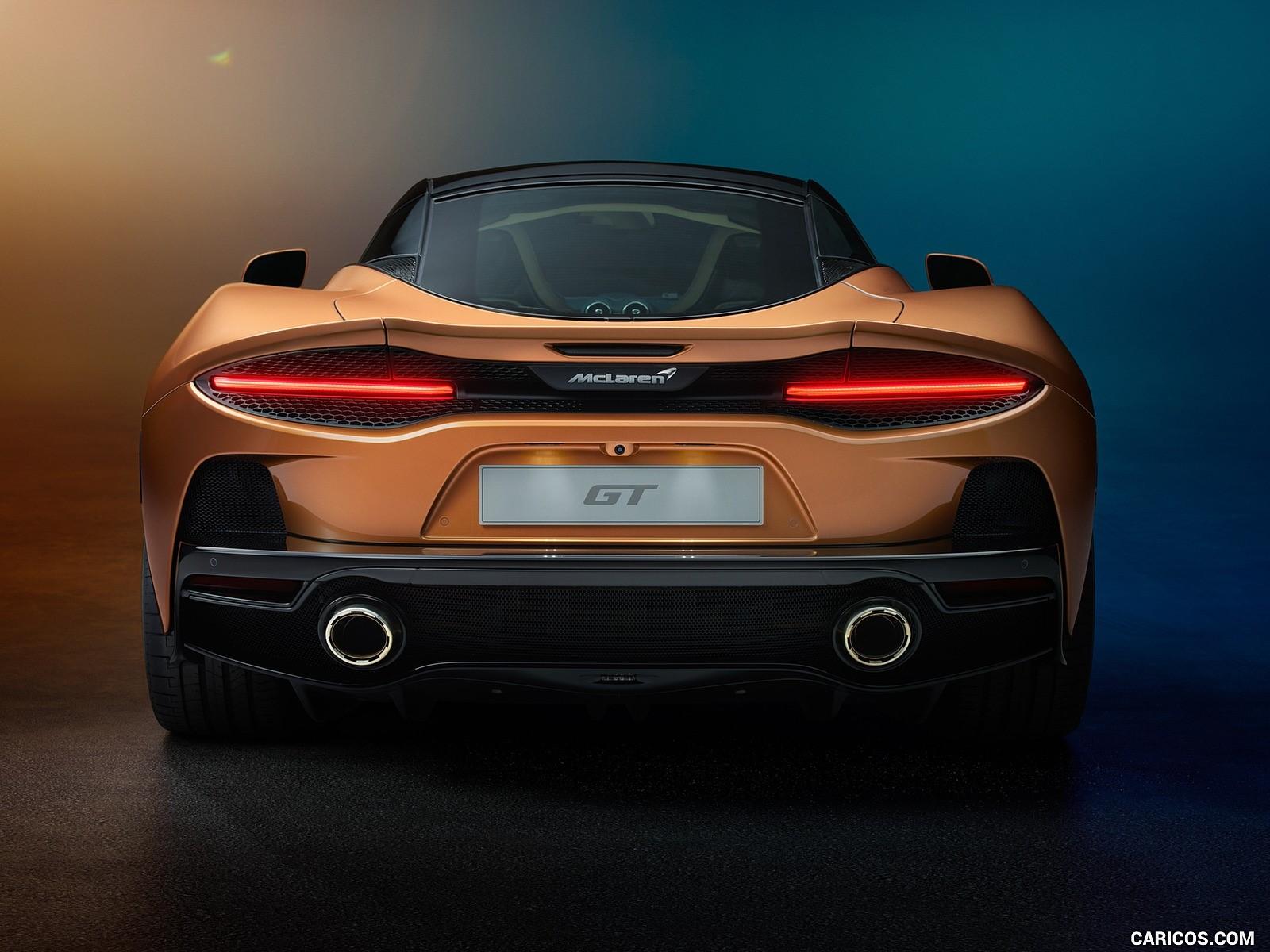 McLaren GT hd duvarkağıdı