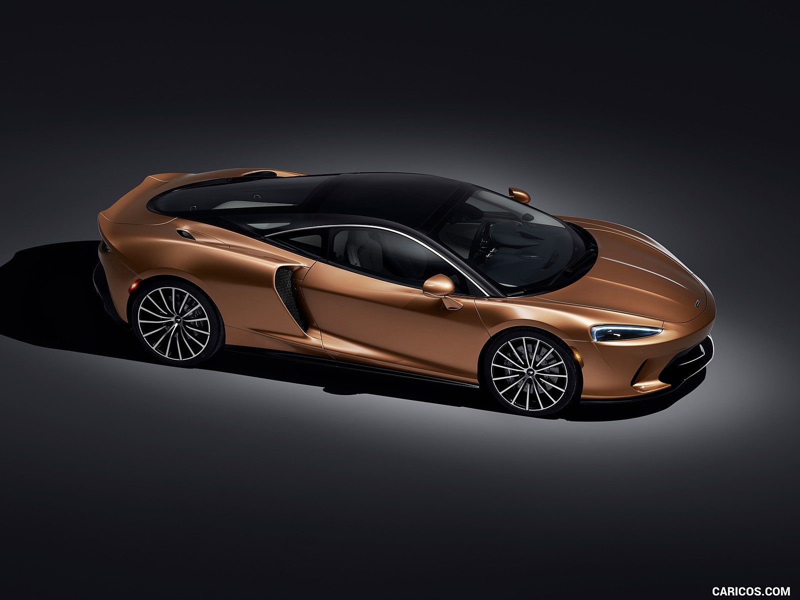 McLaren GT hd wallpapers