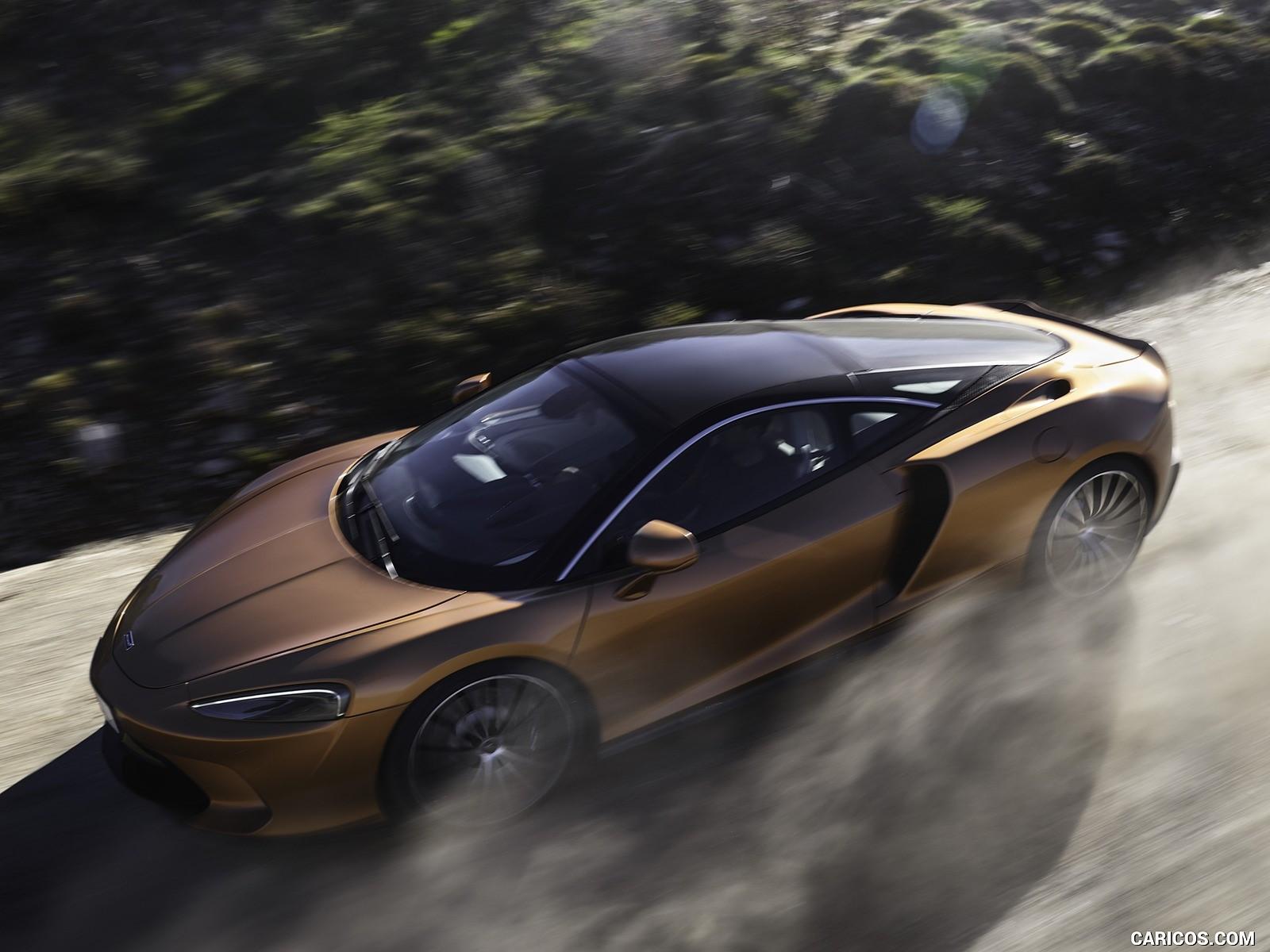 McLaren GT resmi