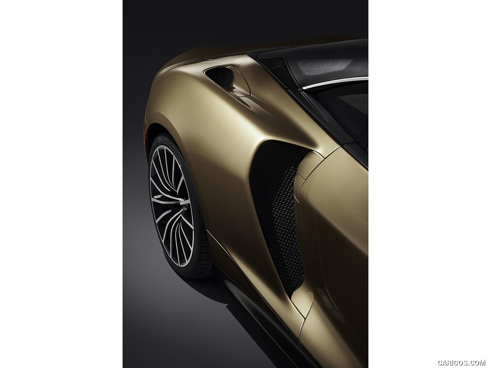 McLaren GT uhd wallpaper