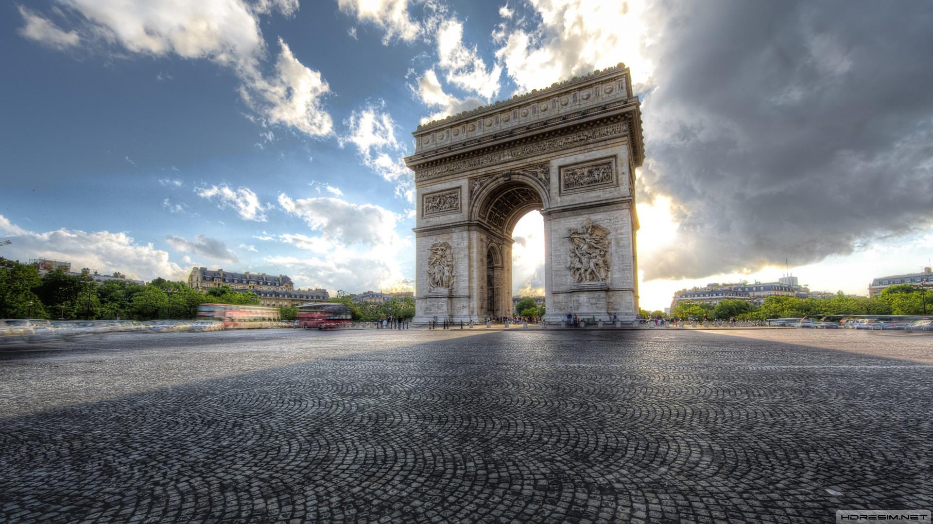 Paris duvarkağıtları