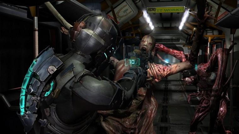Dead Space 2 2k wallpaper