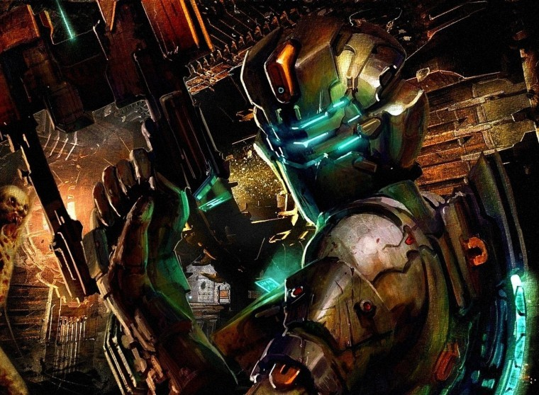 Dead Space 2 720p duvarkağıdı
