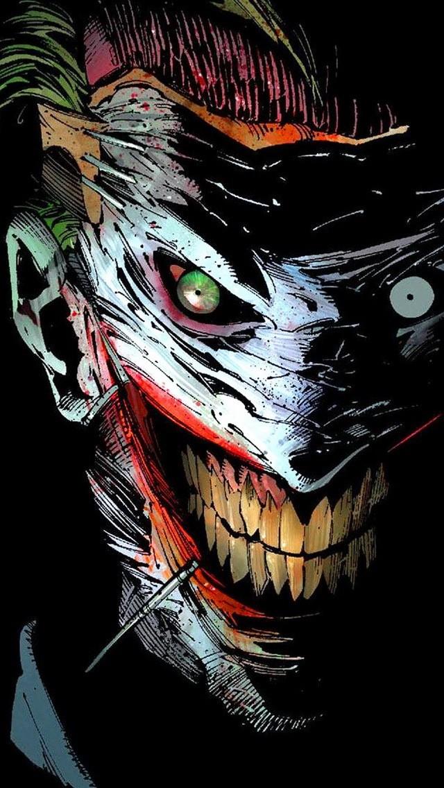 Joker 2k duvarkağıdı