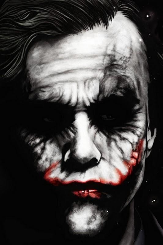 Joker 4k duvarkağıdı
