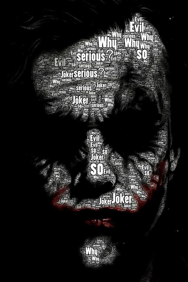 Joker 720p duvarkağıtları