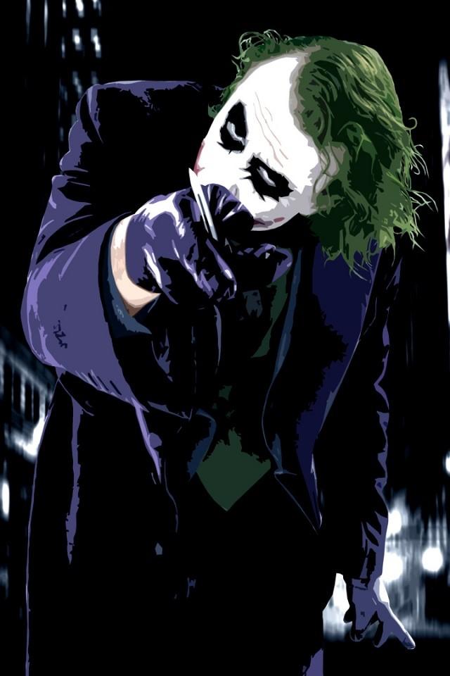 Joker 8k duvarkağıdı