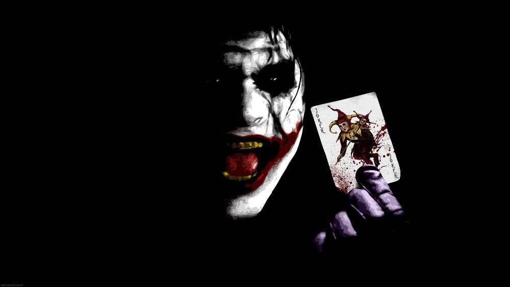 Joker duvar kağıdı